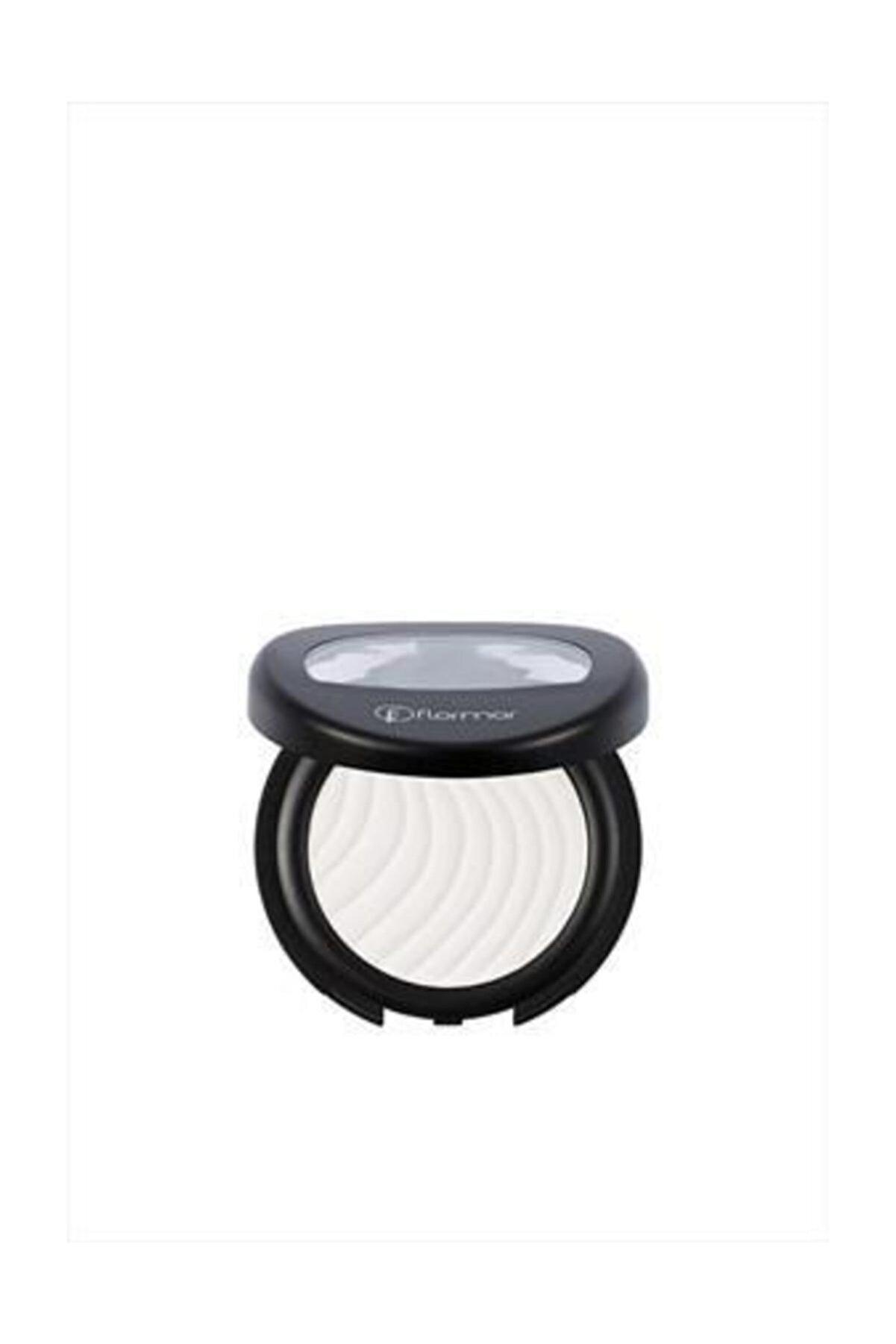 Flormar Göz Farı - Mono Eyeshadow Satin In White No: 12