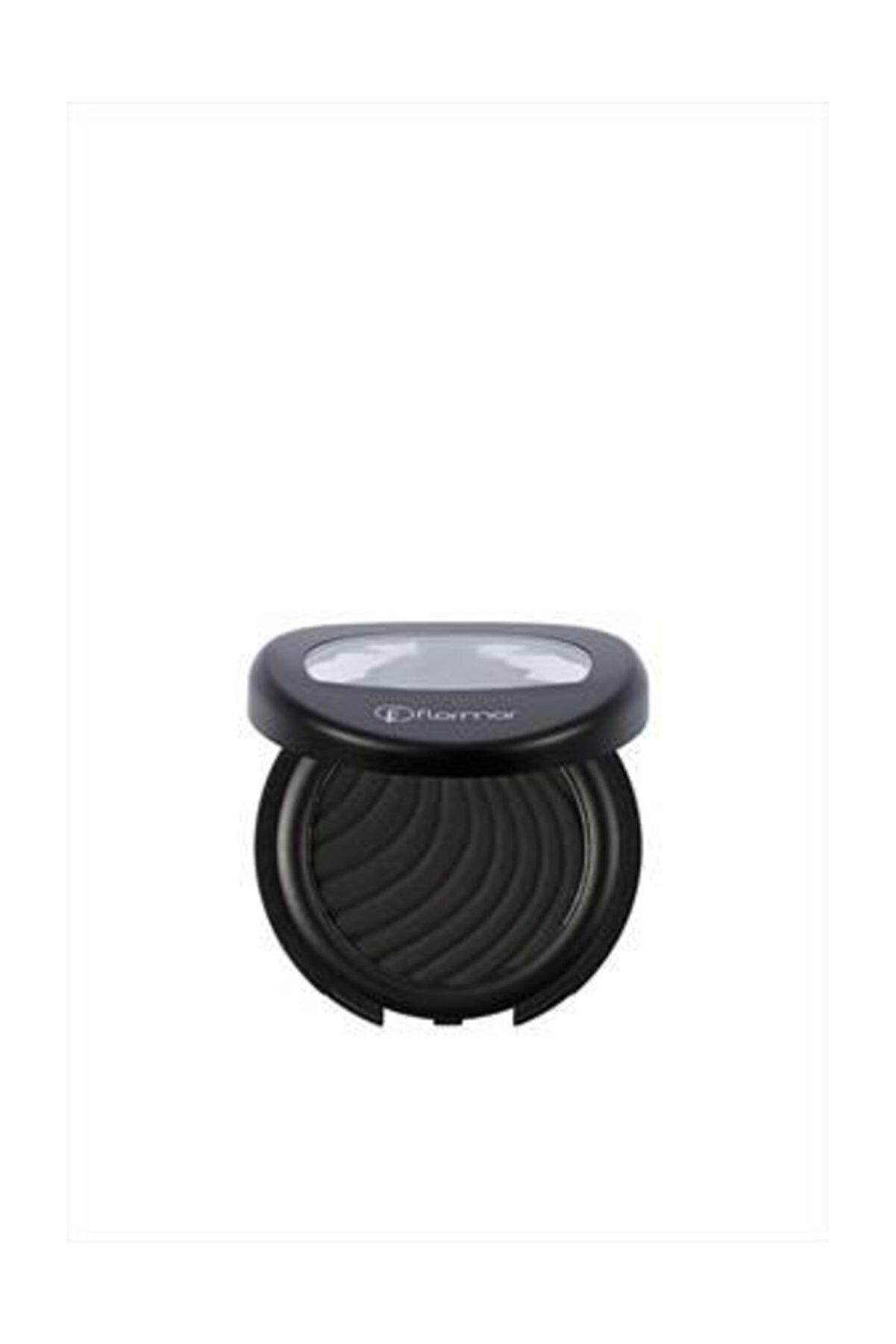 Flormar Göz Farı - Matte Mono Eyeshadow Carbon Black No: 11