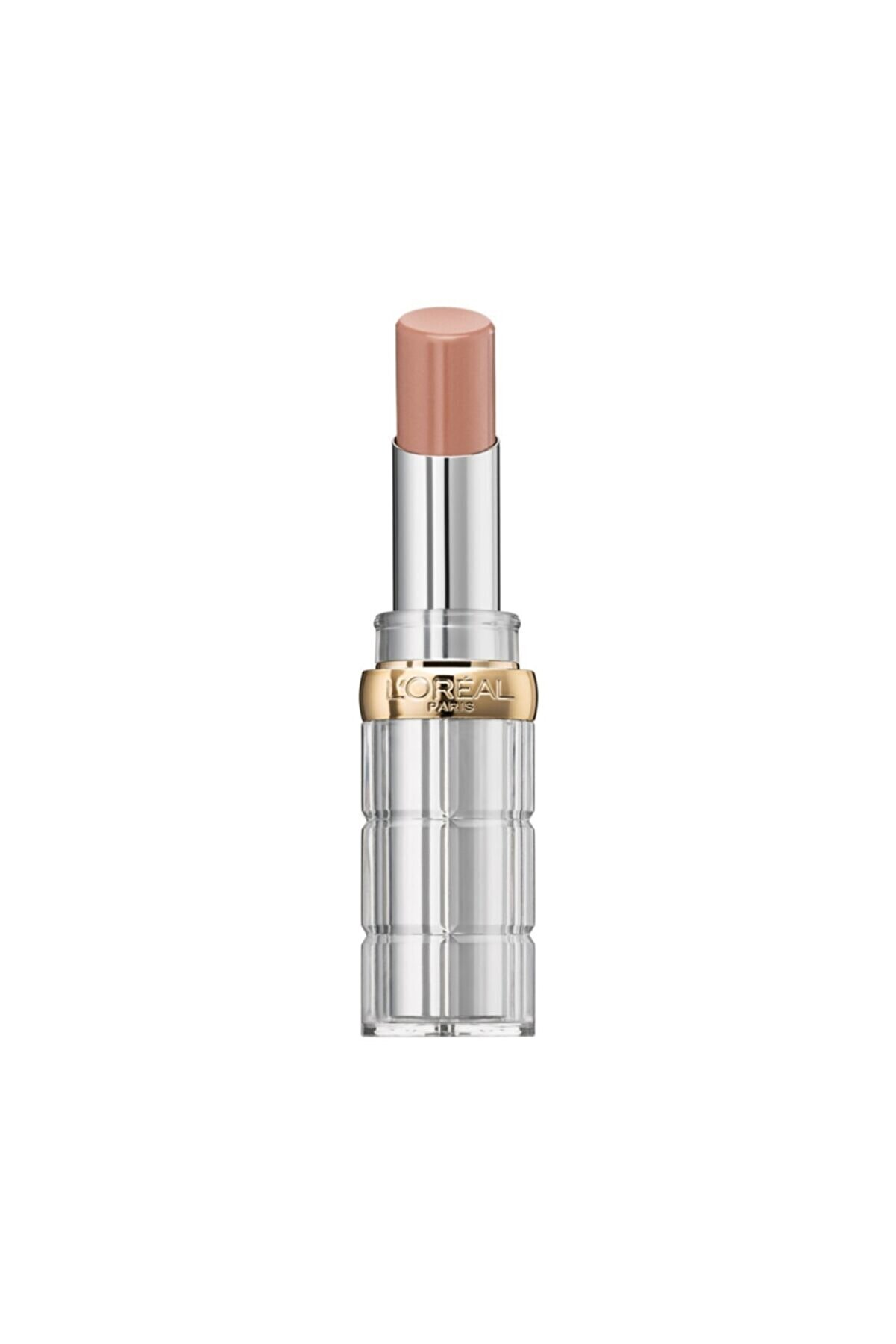 L'Oreal Paris Color Riche Shine Naked Tans Ruj 658 Topless - Nude