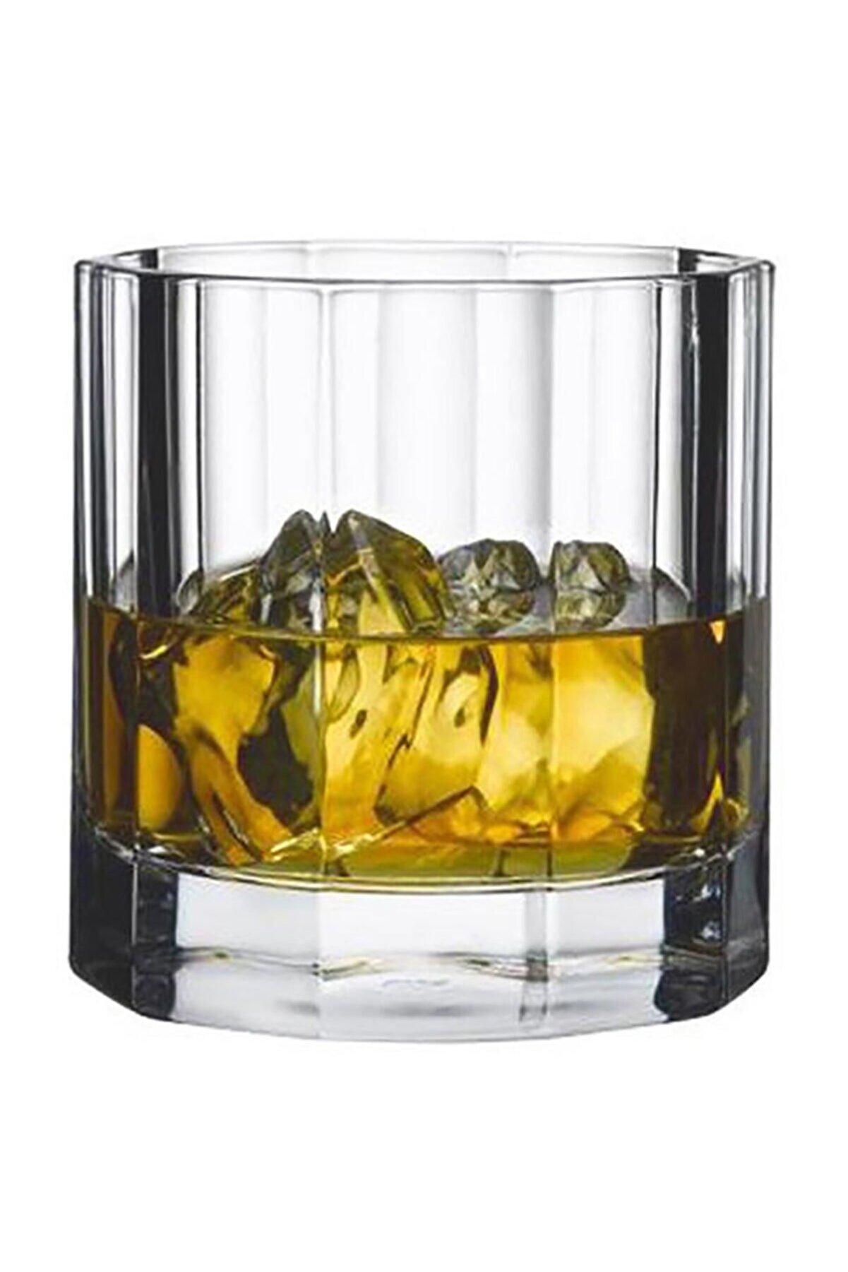 Paşabahçe 6 Adet Nude Churchill Viski Bardağı