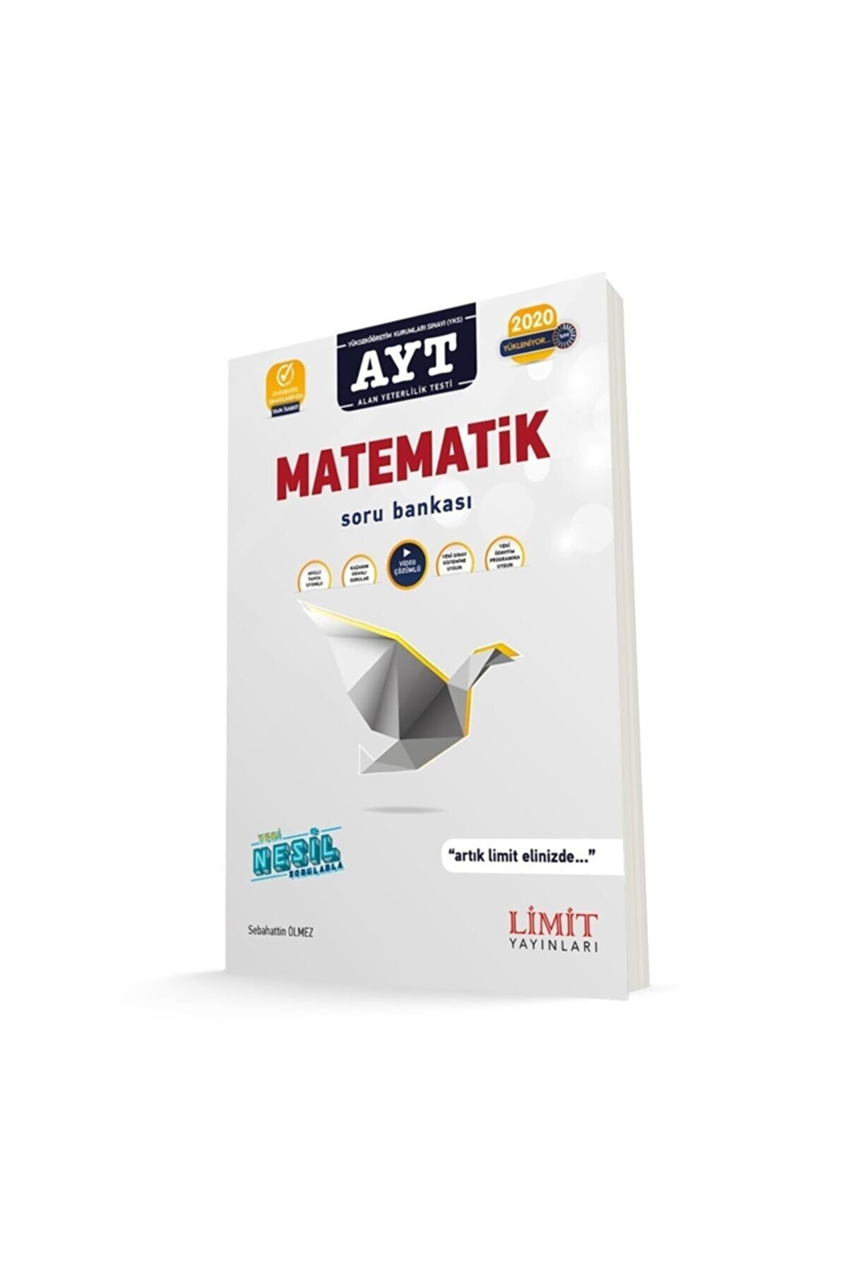 Limit Yayınları Ayt Matematik Soru Bankası 2020