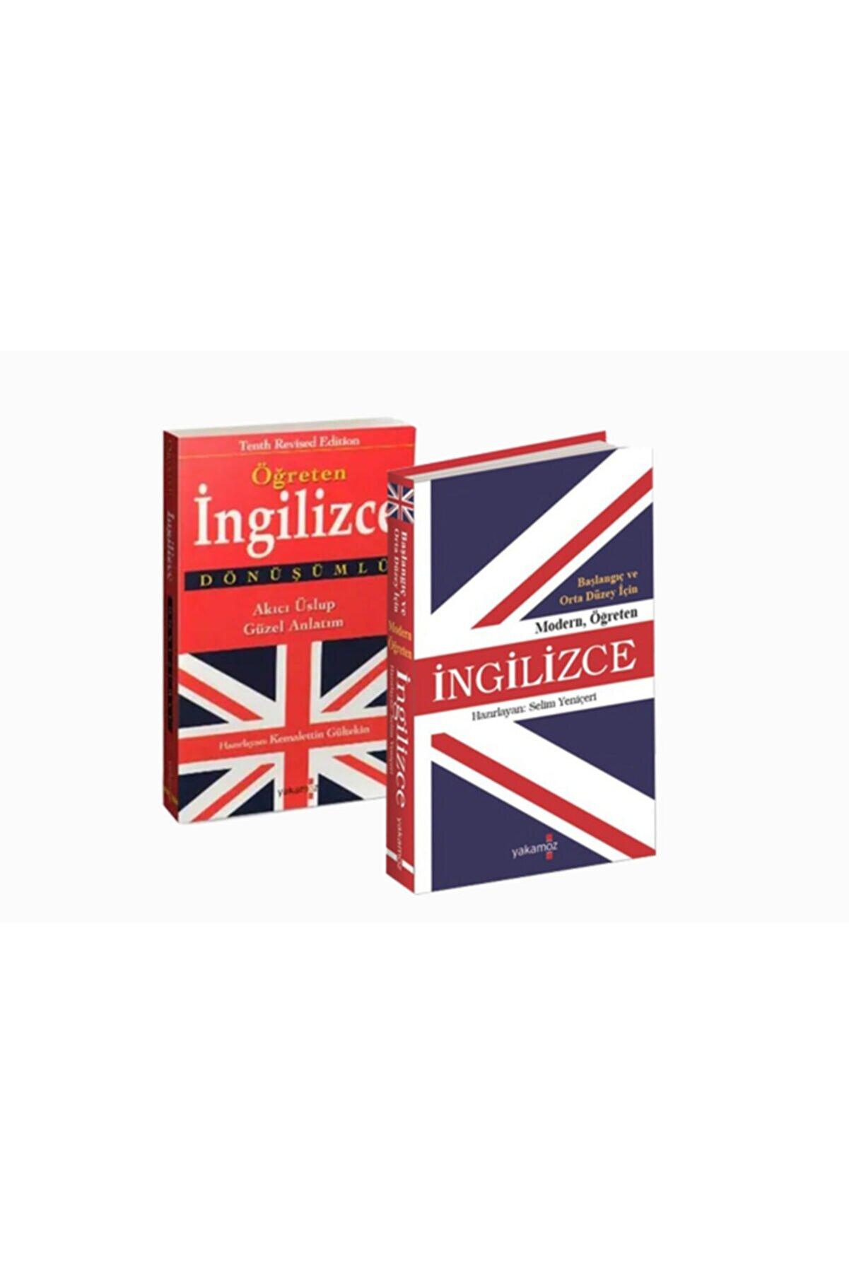 Yakamoz Yayıncılık Ingilizce Eğitim Seti 2 Kitap