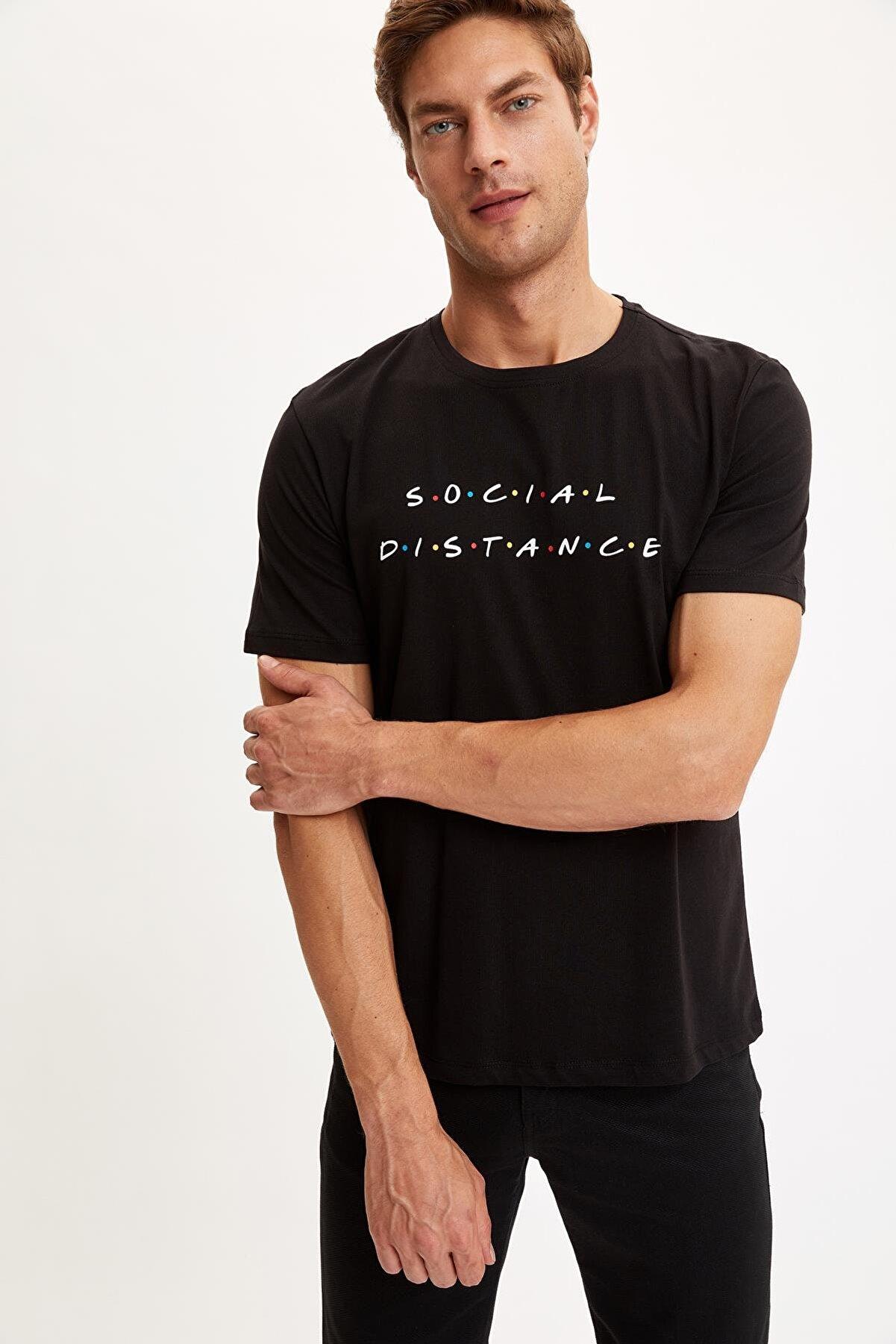 Defacto Regular Fit Tişört