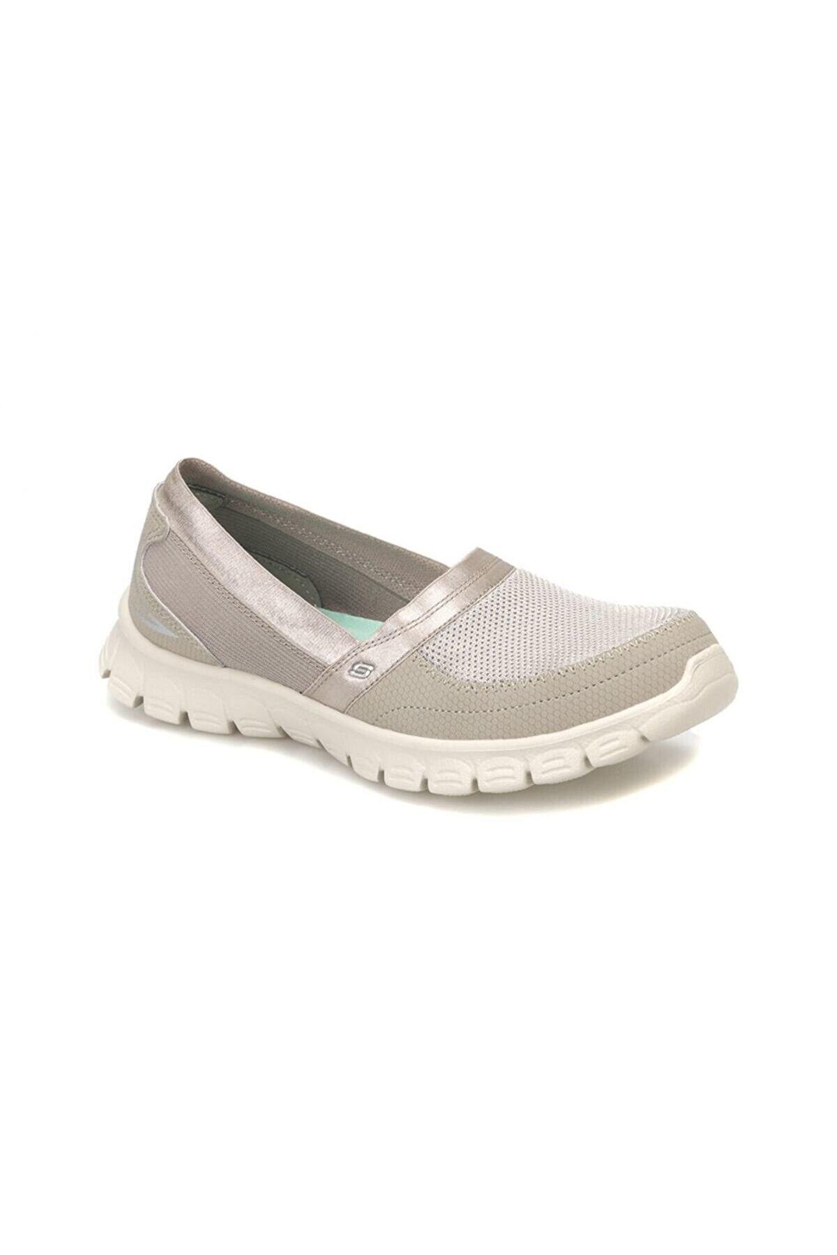 Skechers EZ FLEX 3.0 Kadın Bej Günlük Ayakkabı