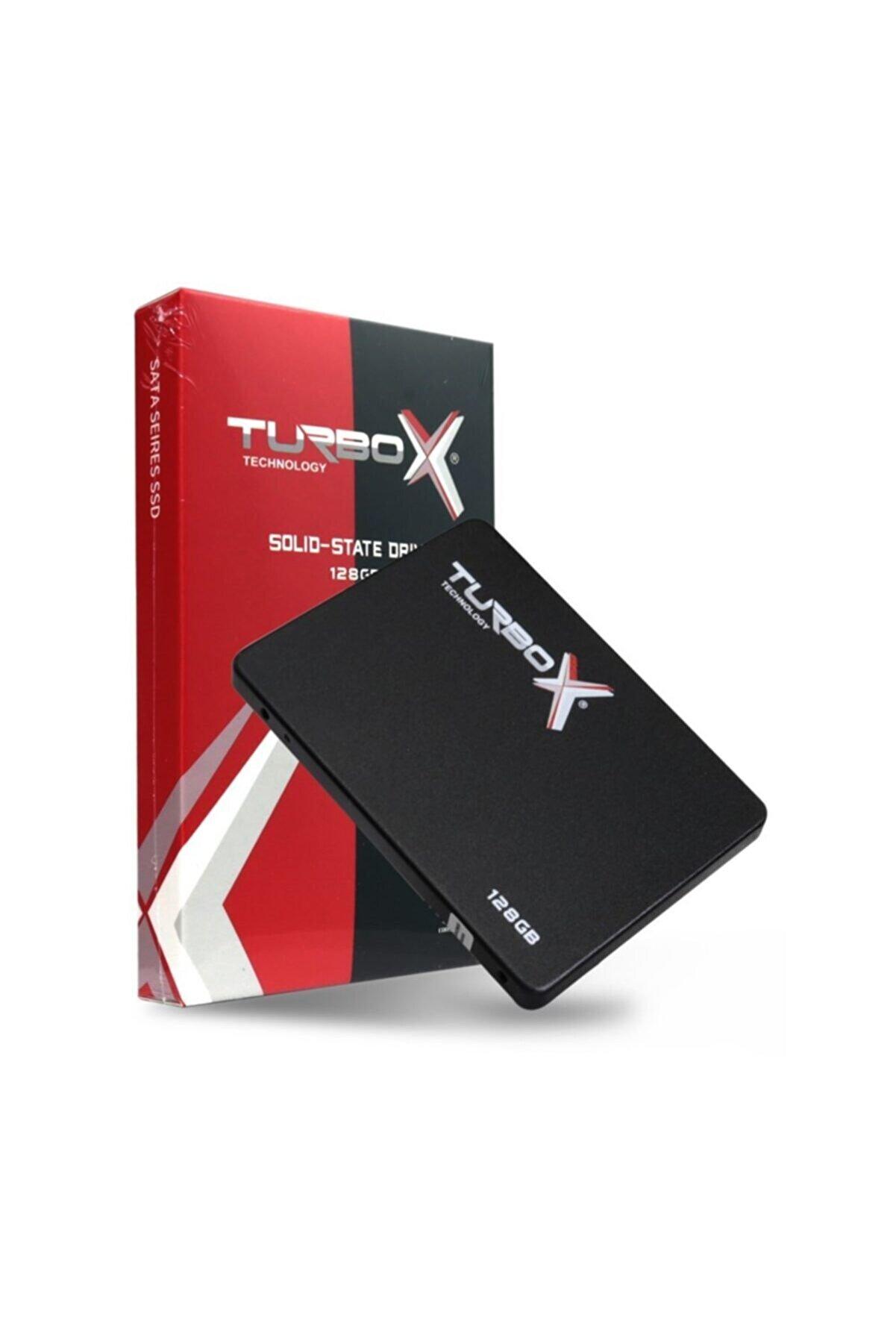 TURBOX RaceTrap R KTA320 Sata3 520/400Mbs 2.5'' 128GB SSD