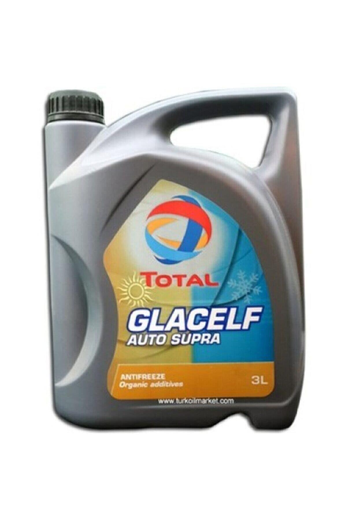 TOTAL Glacef Auto Supra Antifiriz 3 Lt