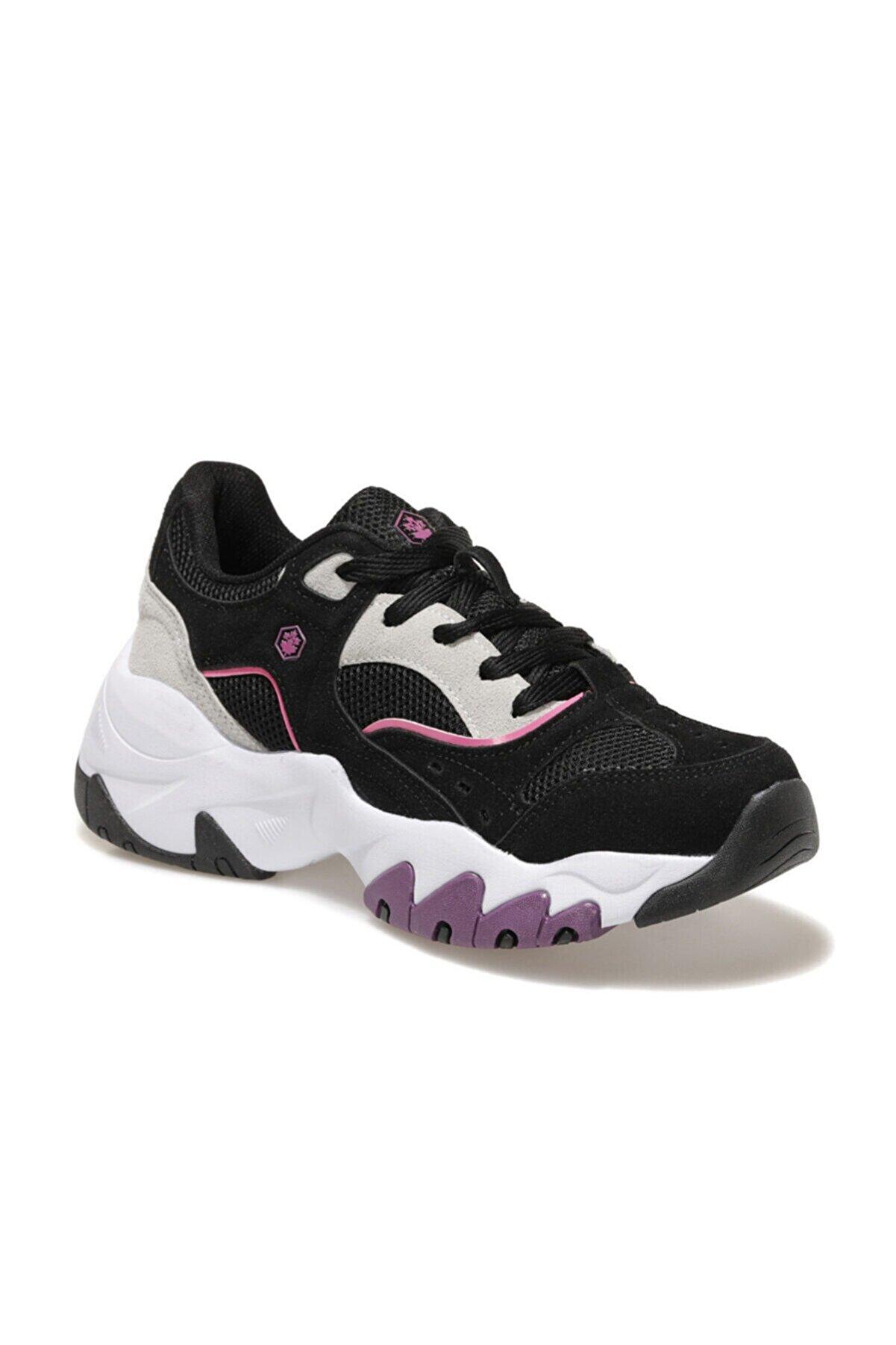 Lumberjack REGINA 1FX Siyah Kadın Sneaker Ayakkabı 100786434