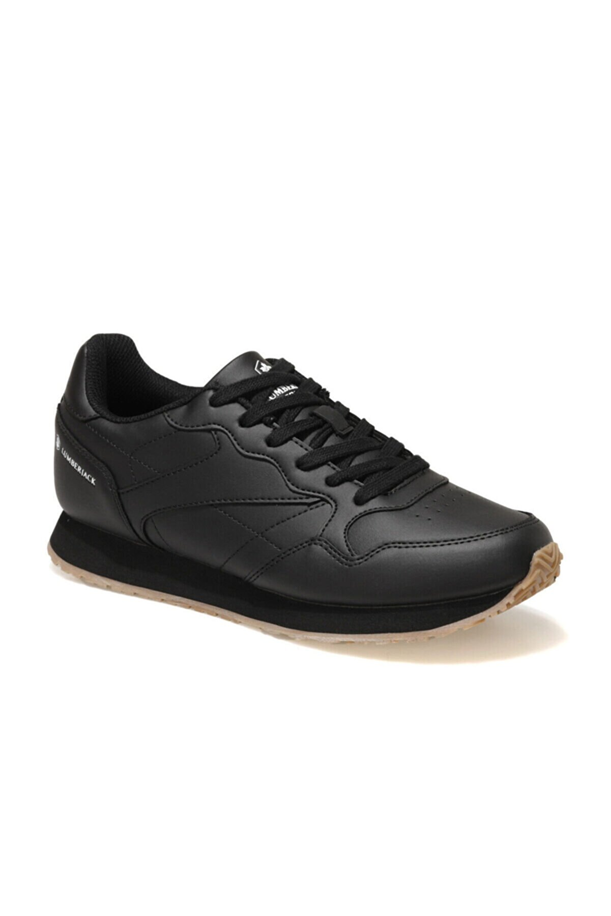 Lumberjack HELLO 1FX Siyah Erkek Sneaker Ayakkabı 100785244