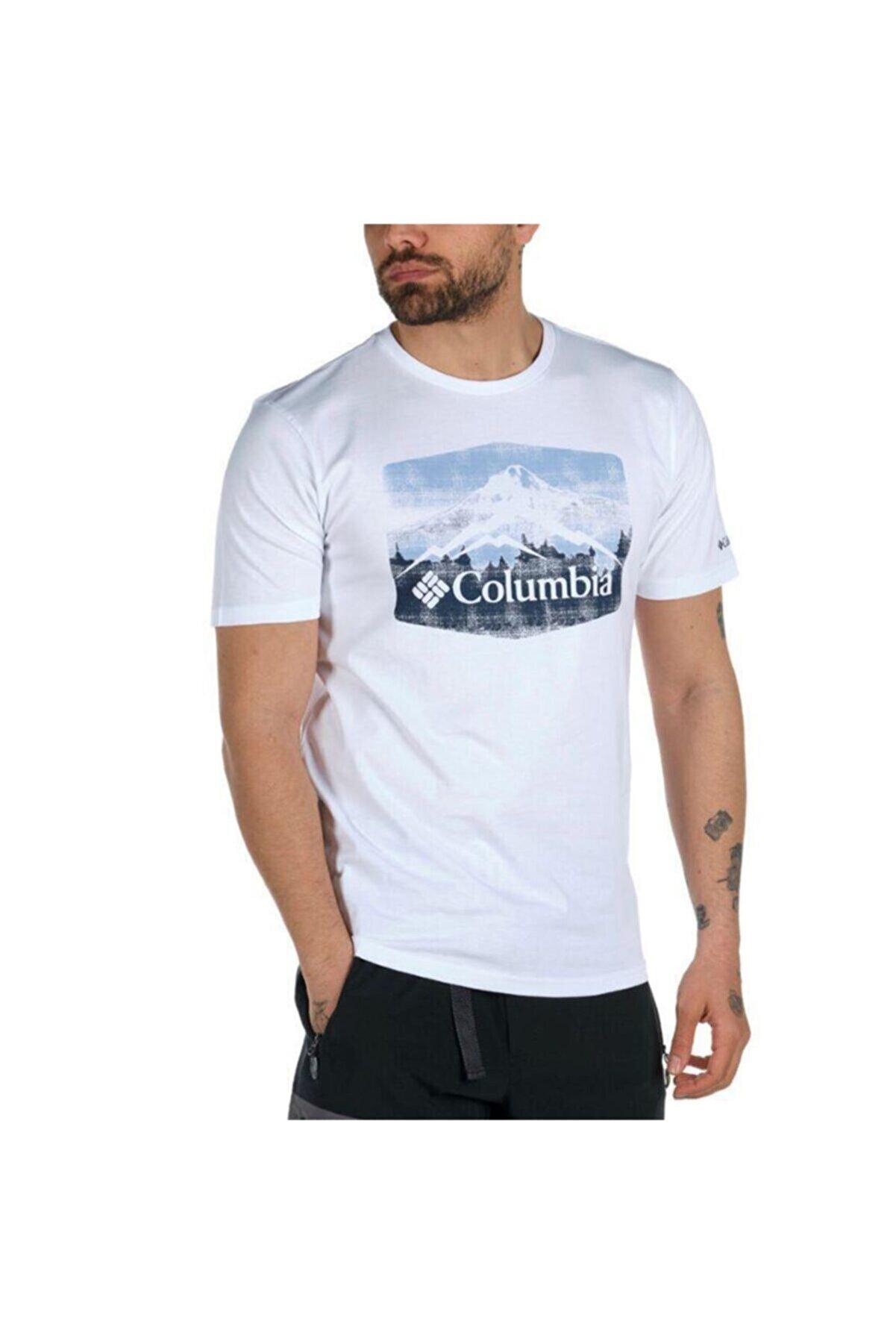 Columbia Kısa Kollu Spor T-Shirt