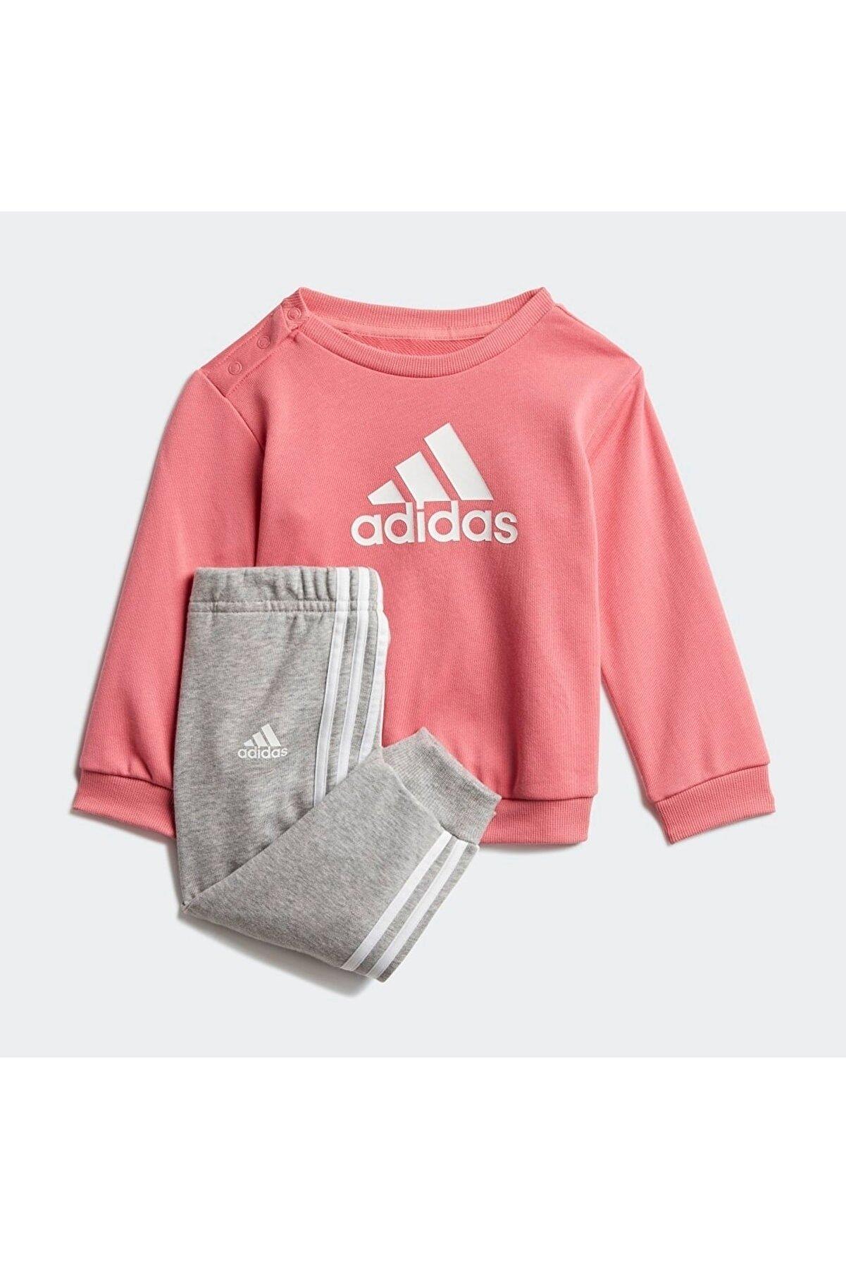 adidas Kız Çocuk Gri I Bos Jog Ft Eşofman Takımı