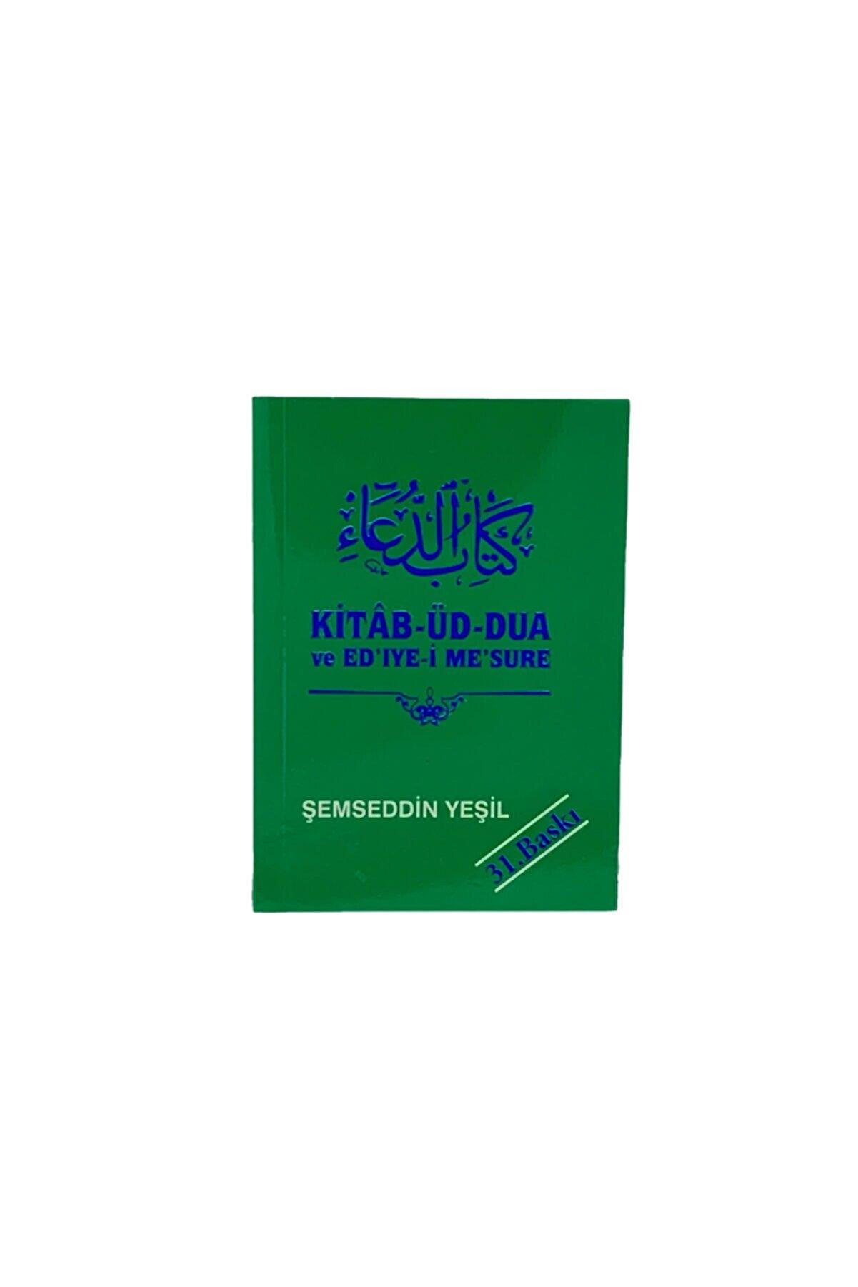 Şemseddin Yeşil Kitab-üd Dua Ve Ed'ıye-i Me'sure (ciltsiz)
