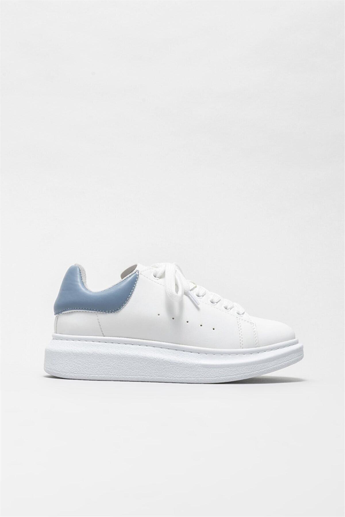 Elle Mavi Kadın Spor Ayakkabı