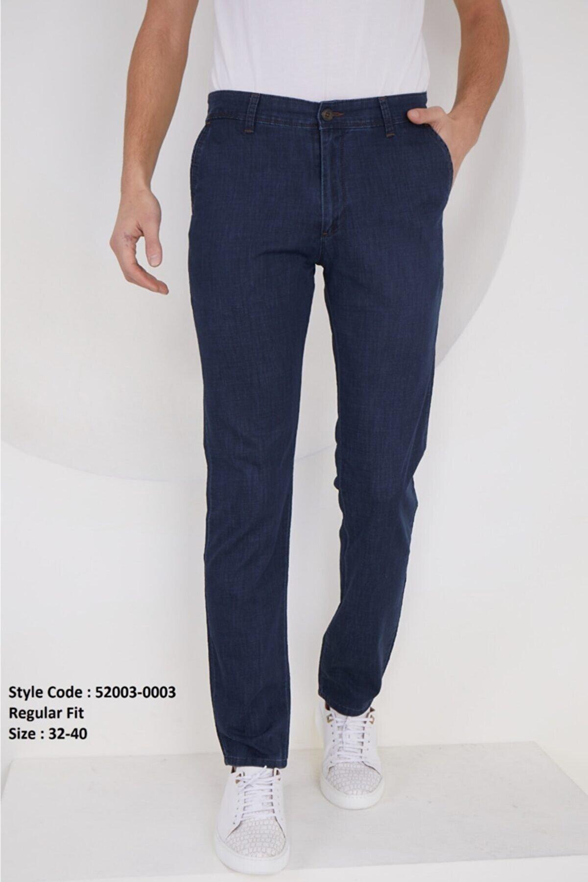 Brango Pantolon Regular Tencel