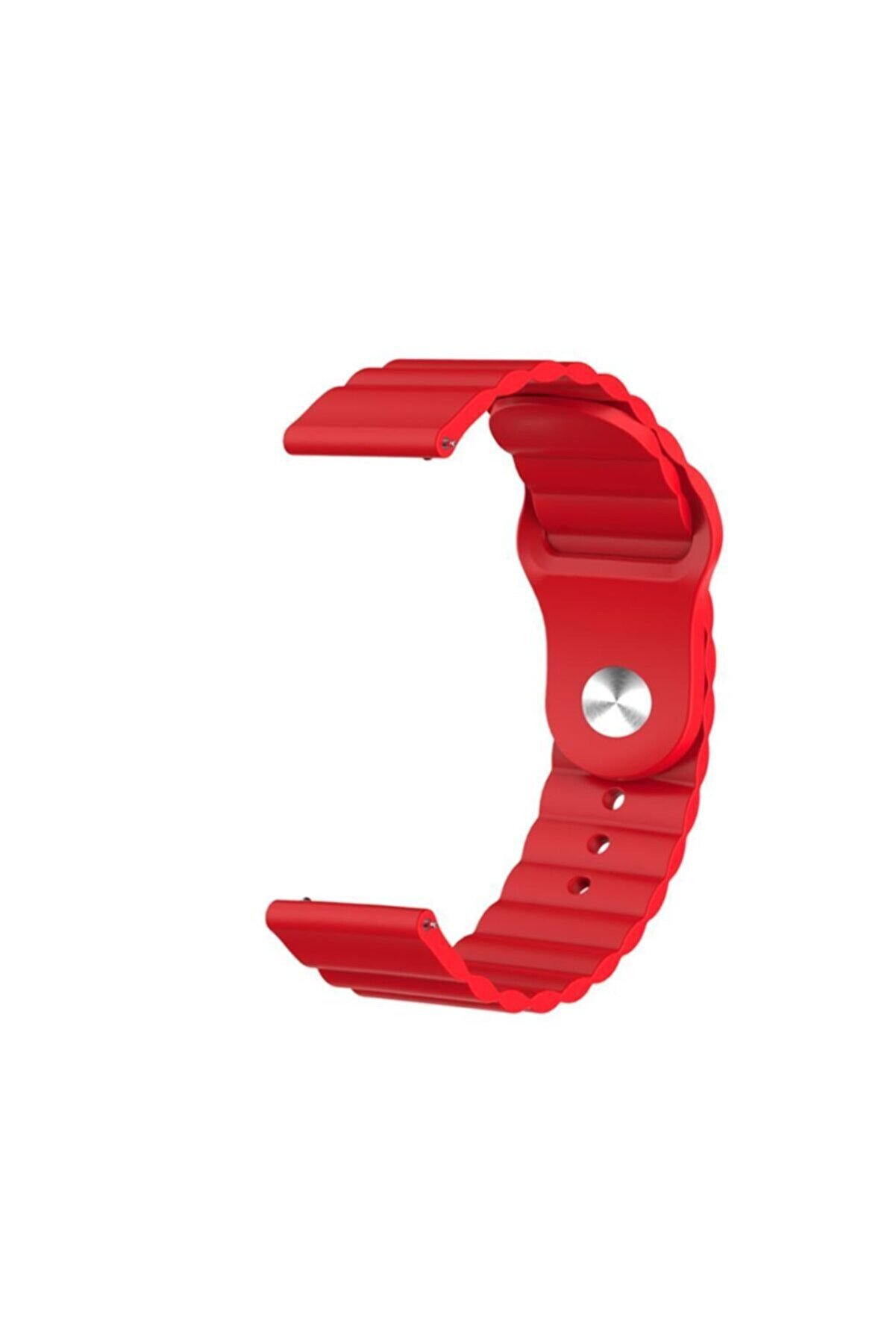 Techmaster Huawei Watch Gt Gt2 Honor Magic Watch 2 Silikon Loop Tme Kordon Kayış