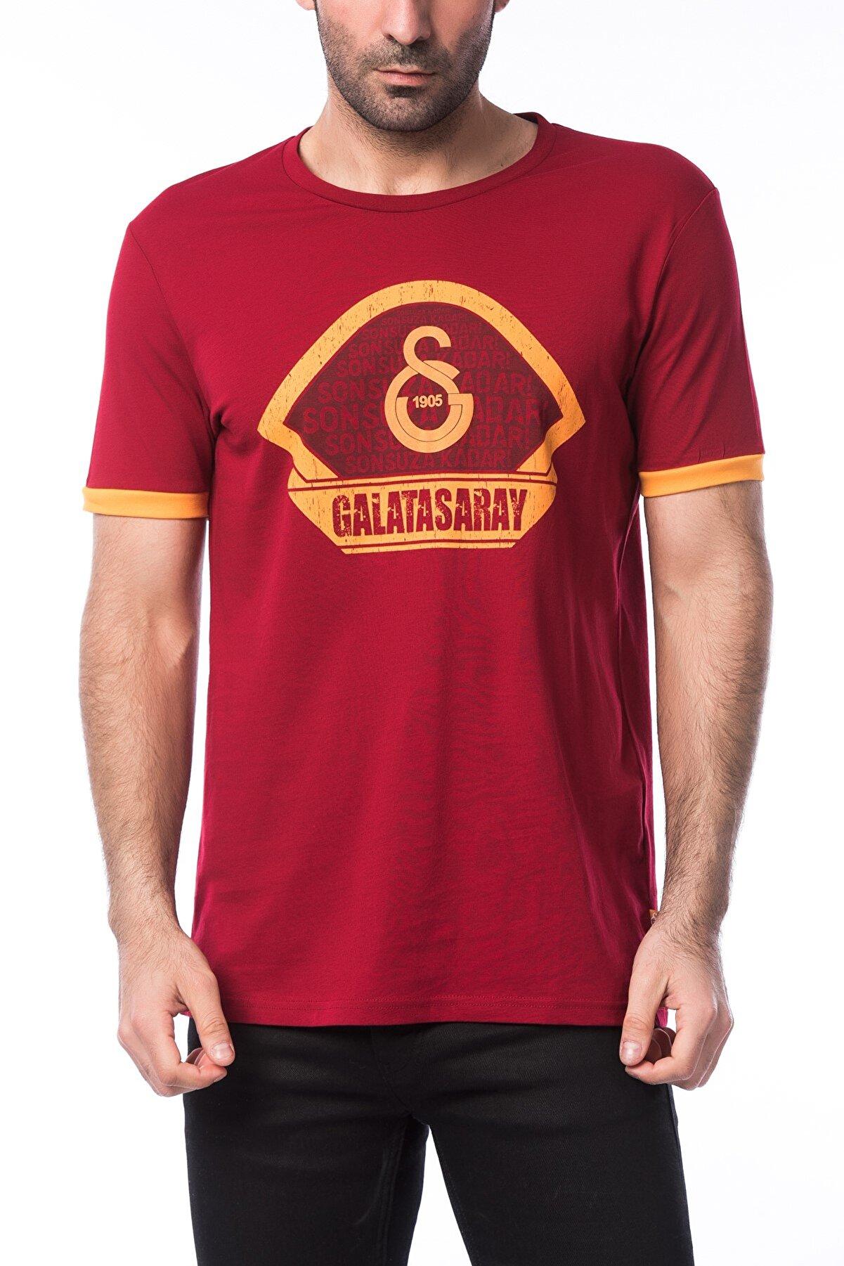 Galatasaray Galatasaray Erkek T-shirt Y023-E60386