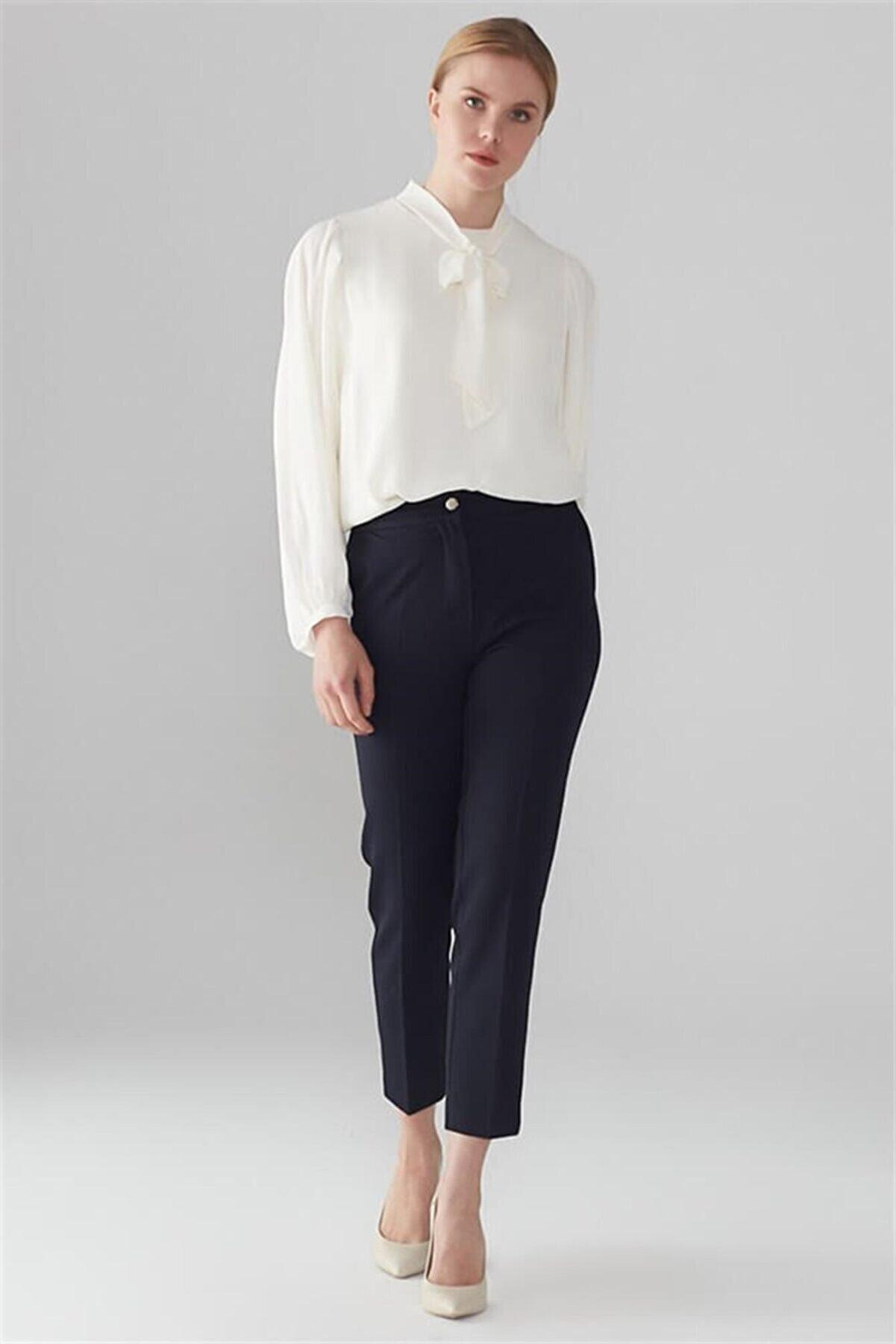 Zühre Kadın Pantolon Siyah