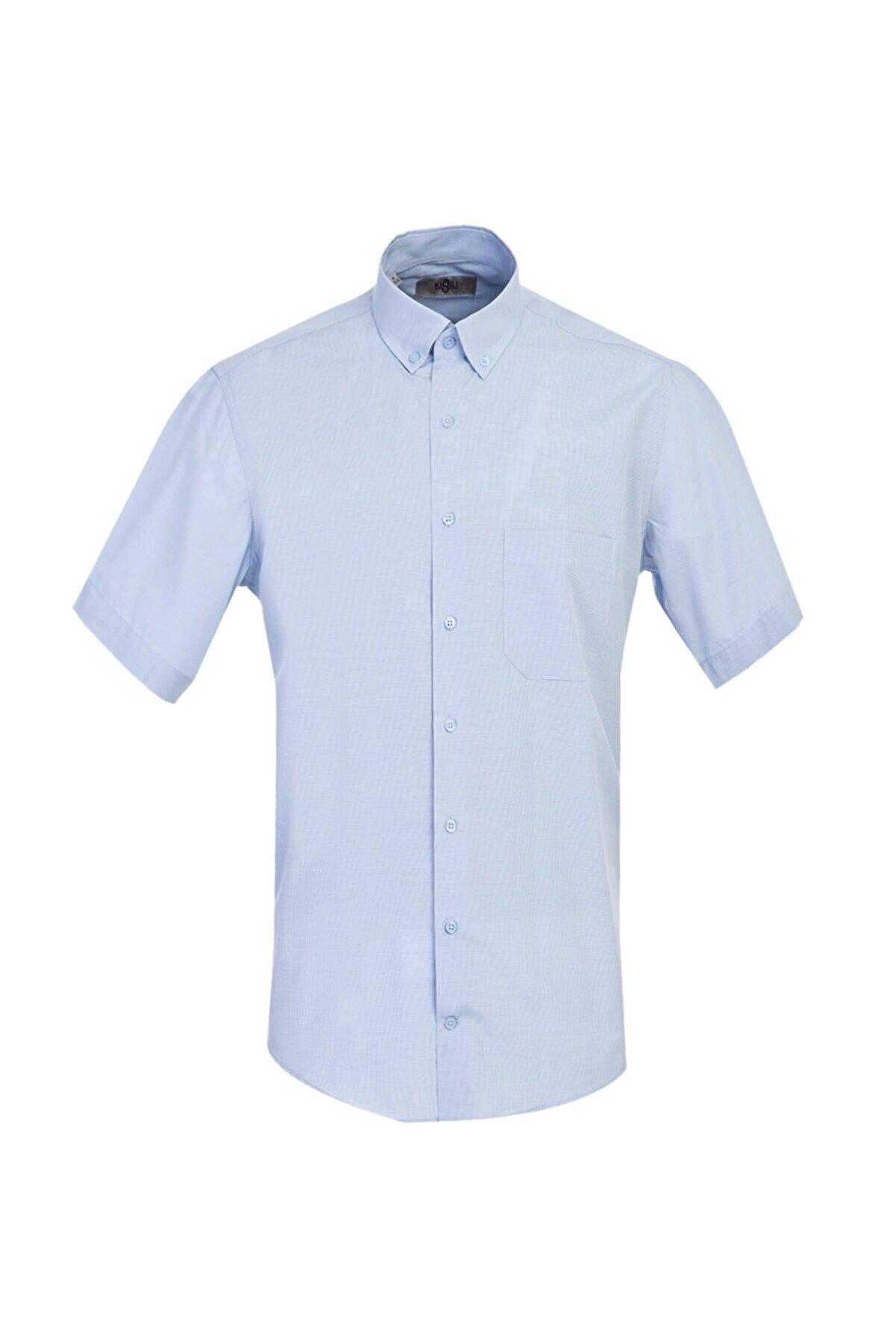 Kiğılı Regular Fit Kısa Kol Ekose Gömlek