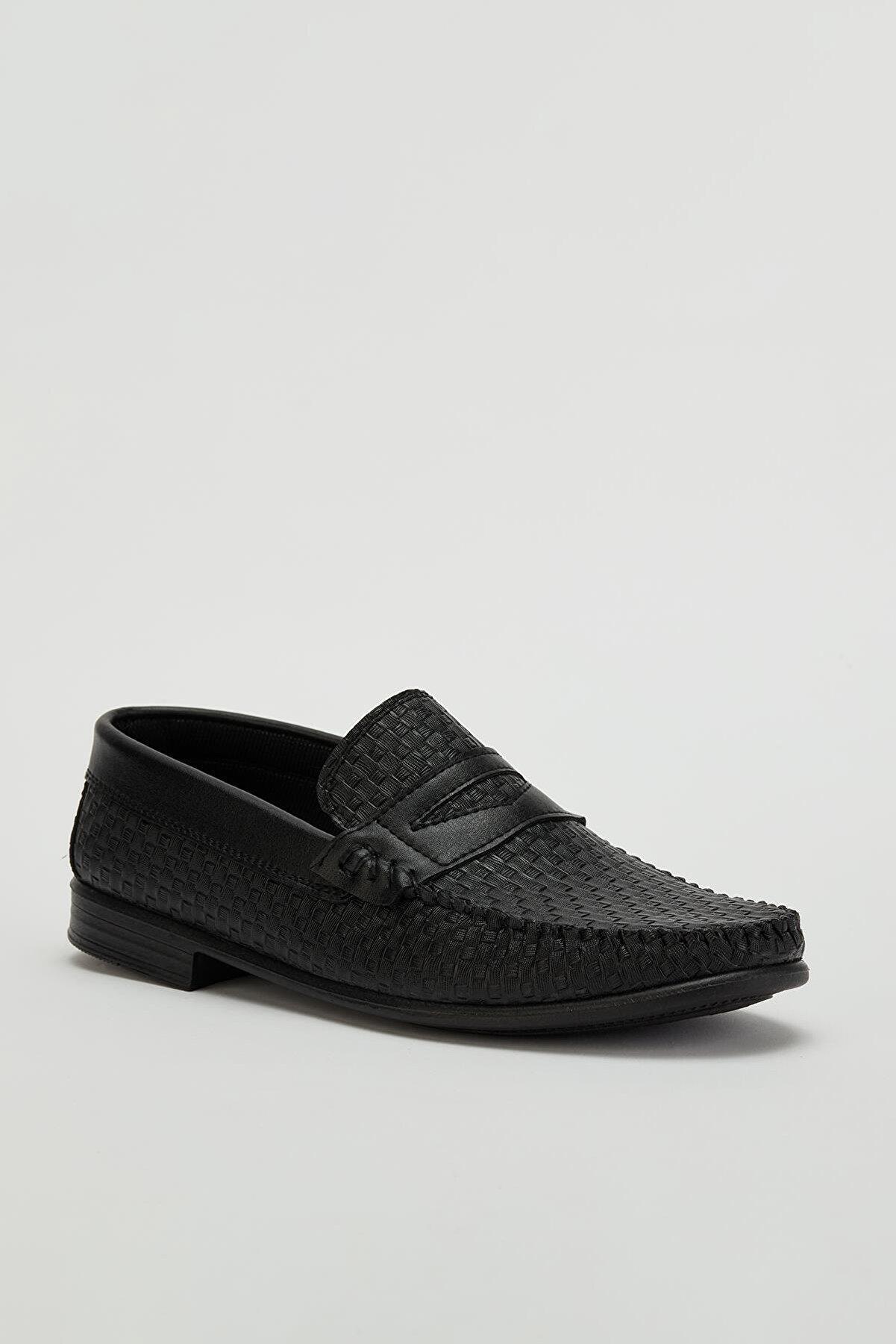 Muggo MGLİON03 Erkek Loafer Ayakkabı