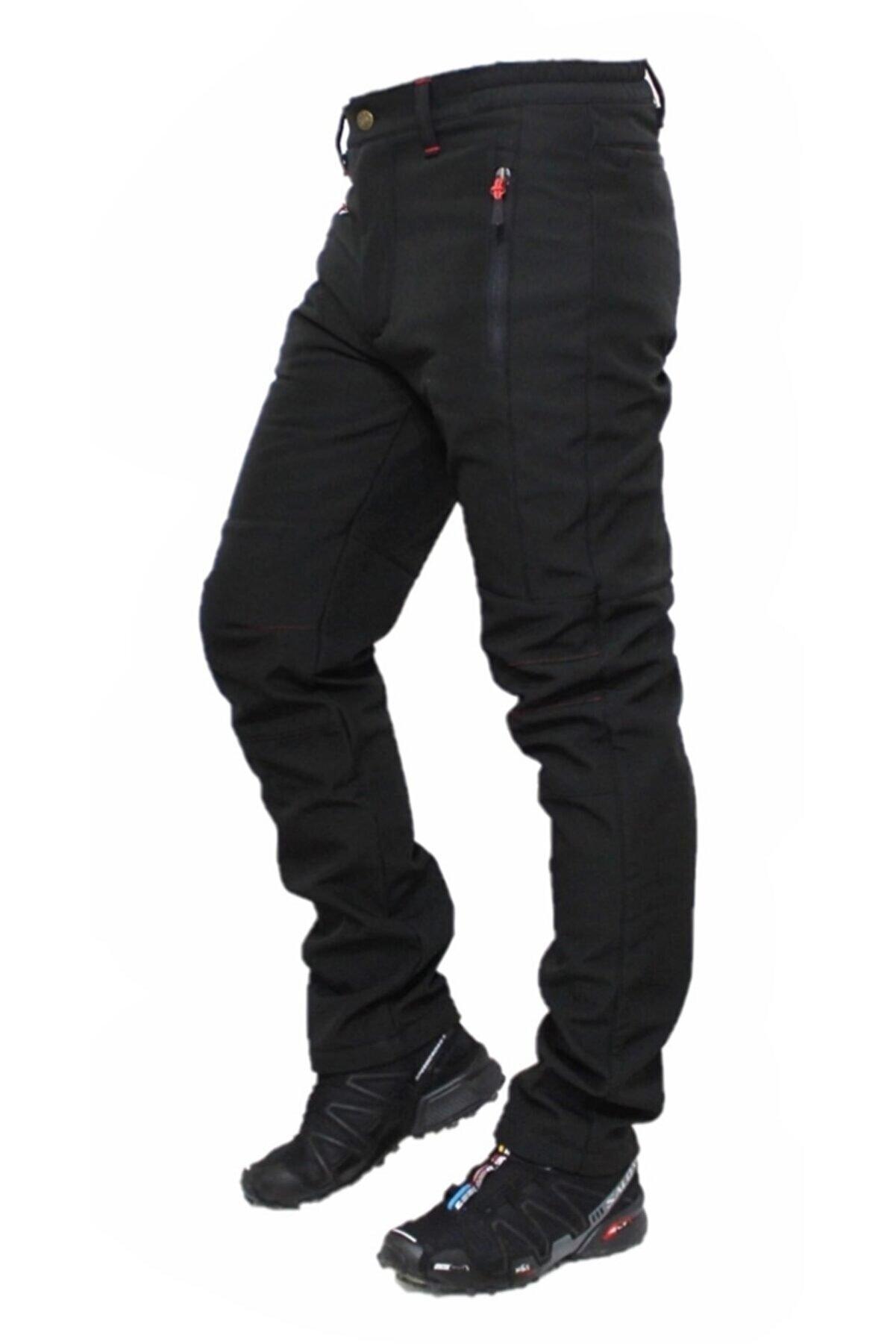 YSF %100 Su Ve Rüzgar Geçirmez Softshell Pantolon