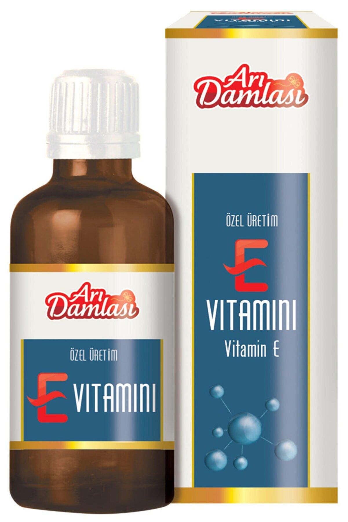 Arı damlası E Vitamini 20 ml