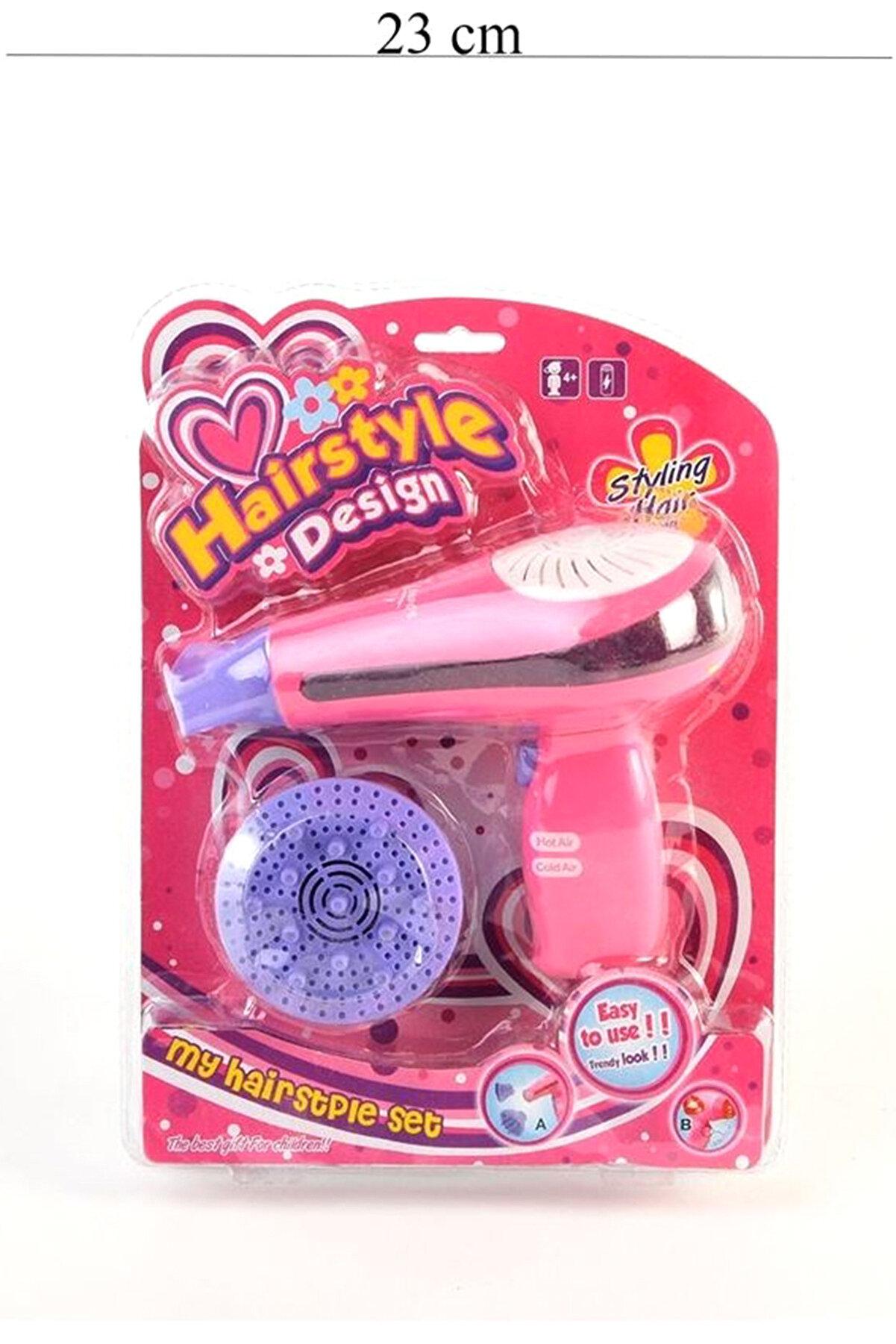 Toys Oyuncak Fön Makinesi