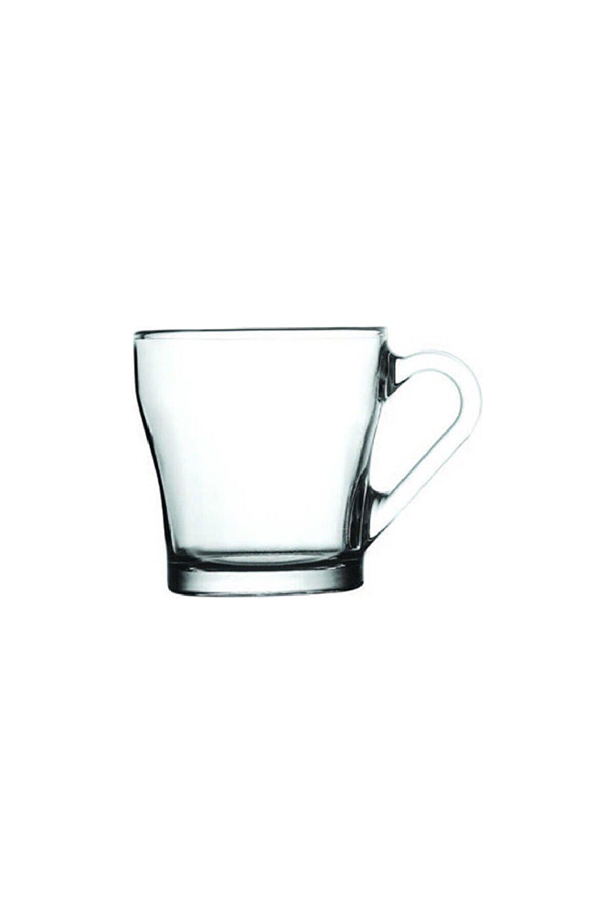 Paşabahçe 2'li Kulplu Çay Fincanı 55233