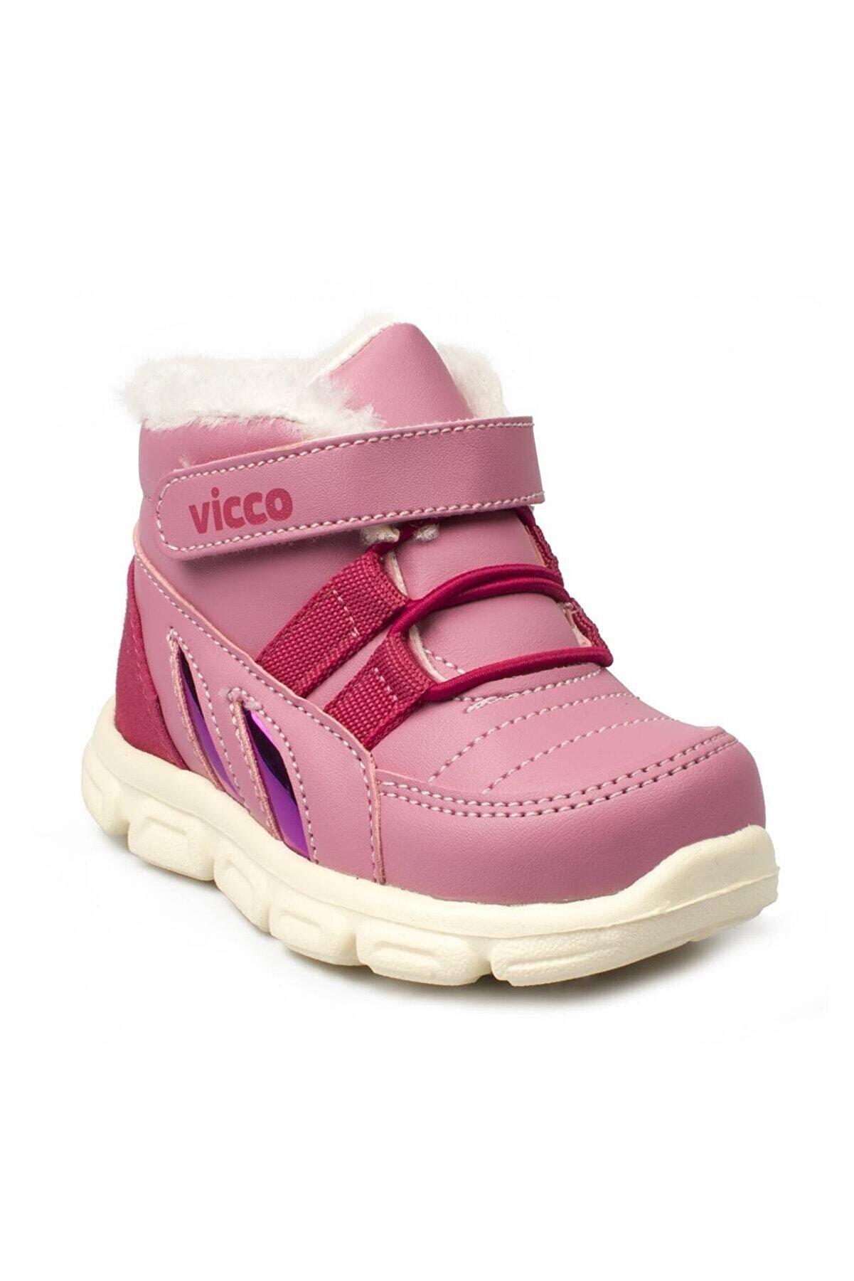 Vicco 946.b19k.257 Pembe (22-25) Çocuk Ayakkabı Bot