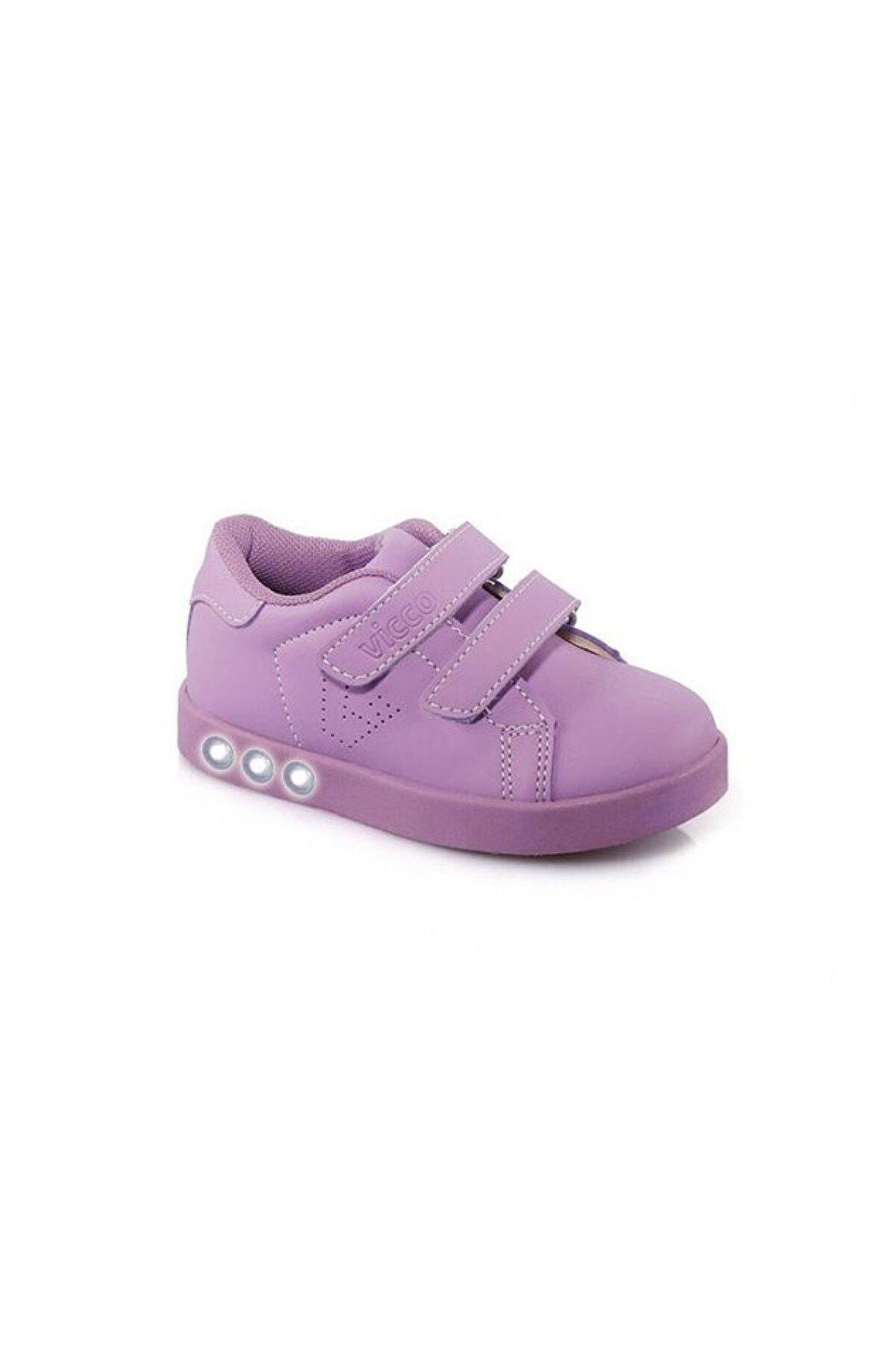 Vicco Kız Lila Pembe Oyo Sneaker