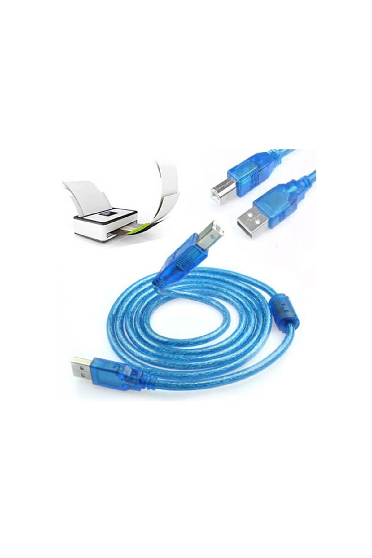 WOZLO Usb Yazıcı Kablosu 5 M