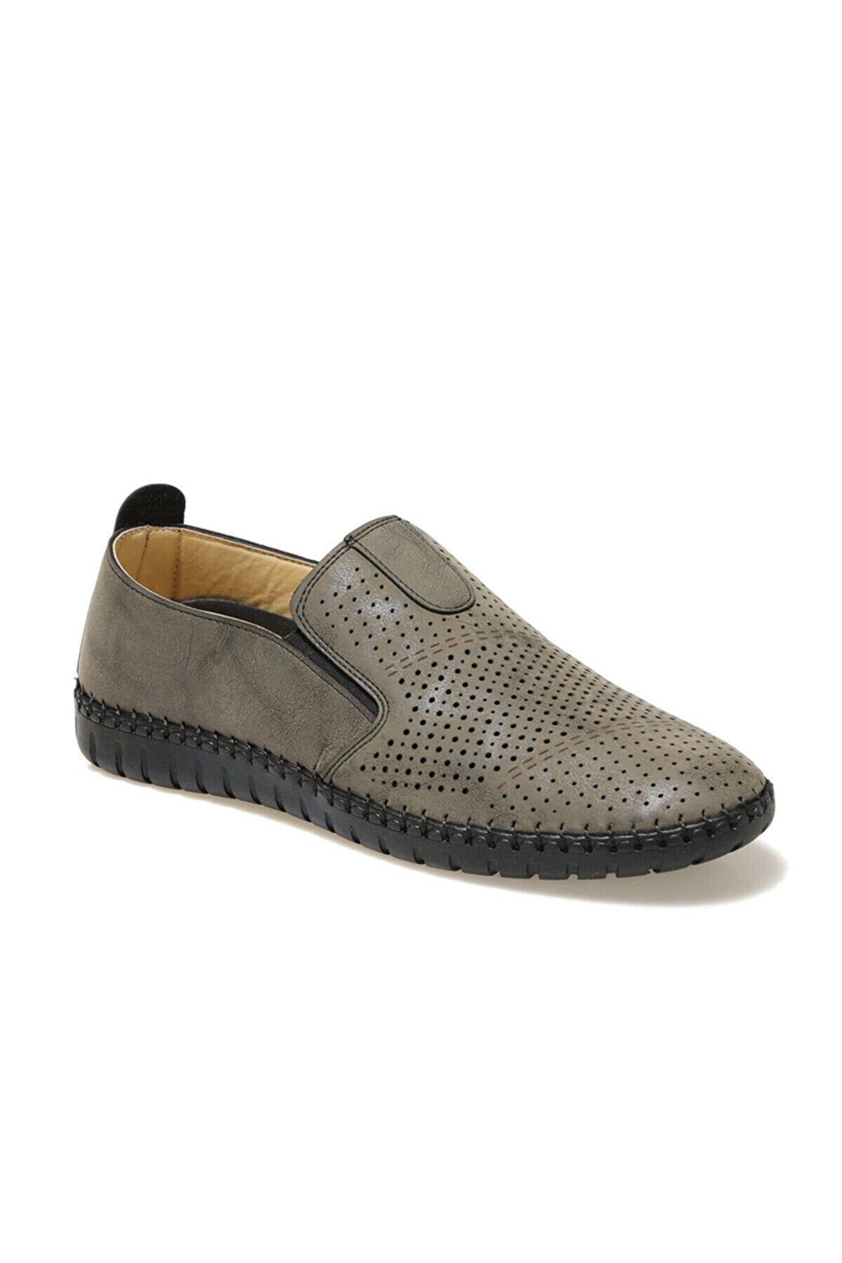 Flexall AL-21 1FX Haki Erkek Comfort Ayakkabı 100916300