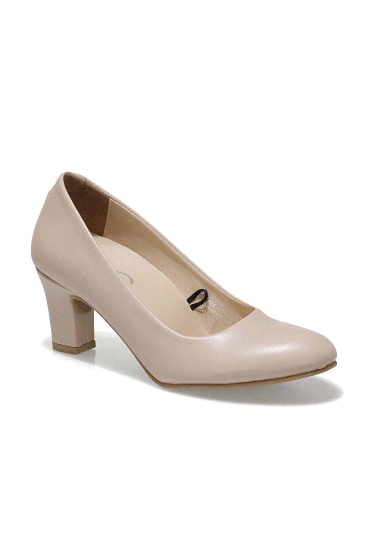 Polaris 316083.Z 1FX Bej Kadın Gova Ayakkabı 101012288
