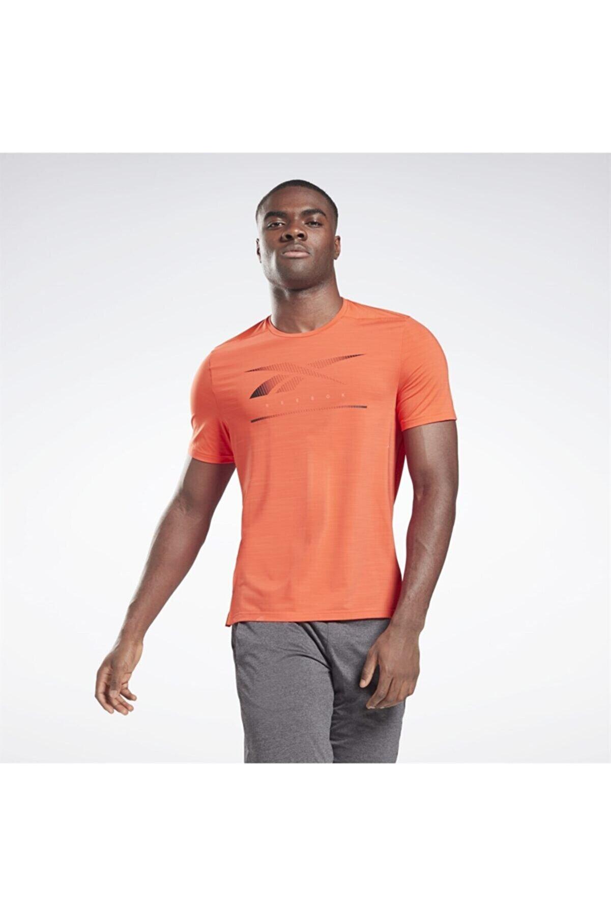 Reebok Ts Ac Move Tee Q2 Erkek Tişört