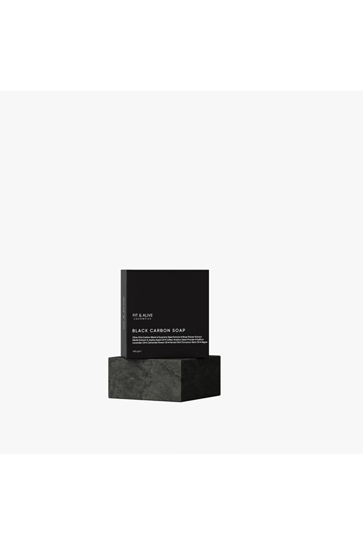 Fit & Alive Fitalive Karbon Sabun - 140 Gr