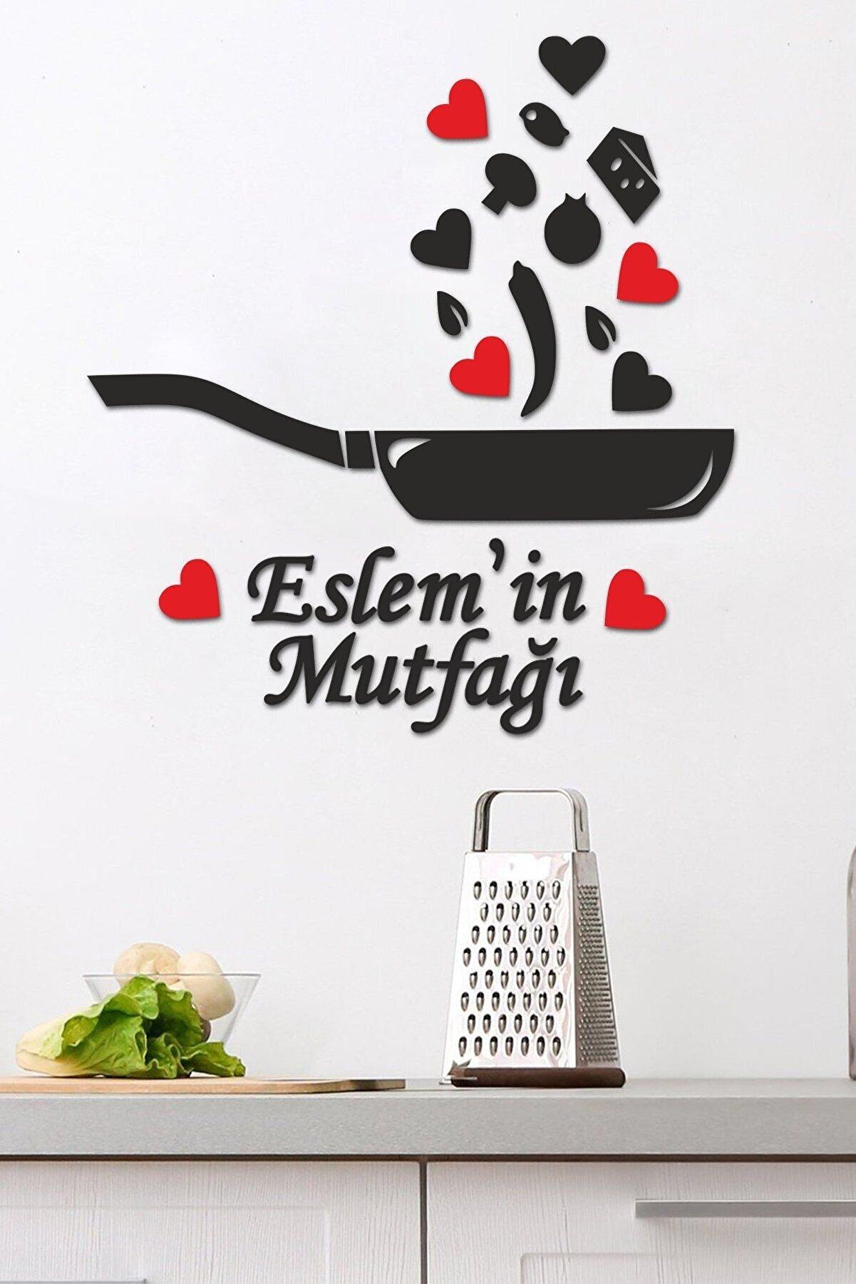NT Handmade Dekoratif Tava Mutfak Duvar Süsü
