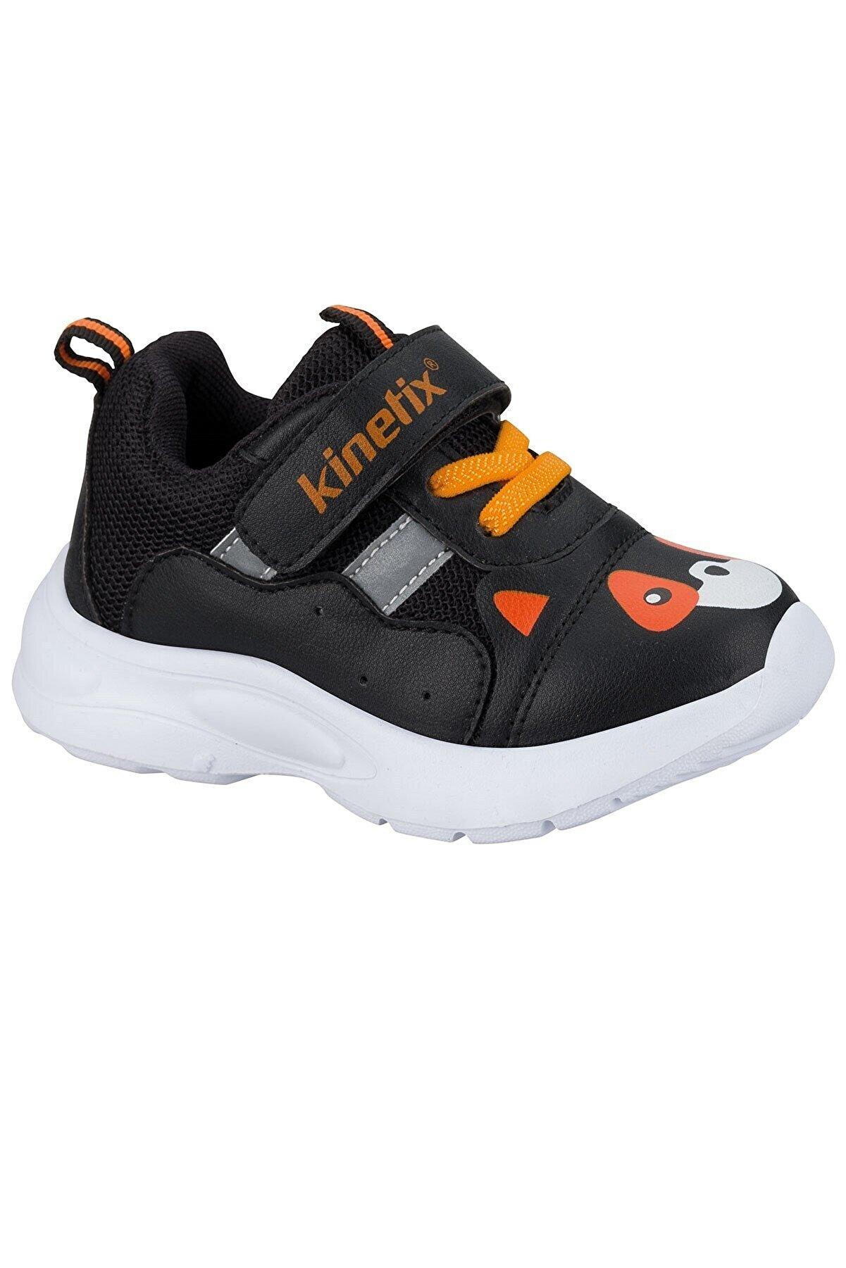 Kinetix TOYZ 1FX Siyah Erkek Çocuk Spor Ayakkabı 100606319