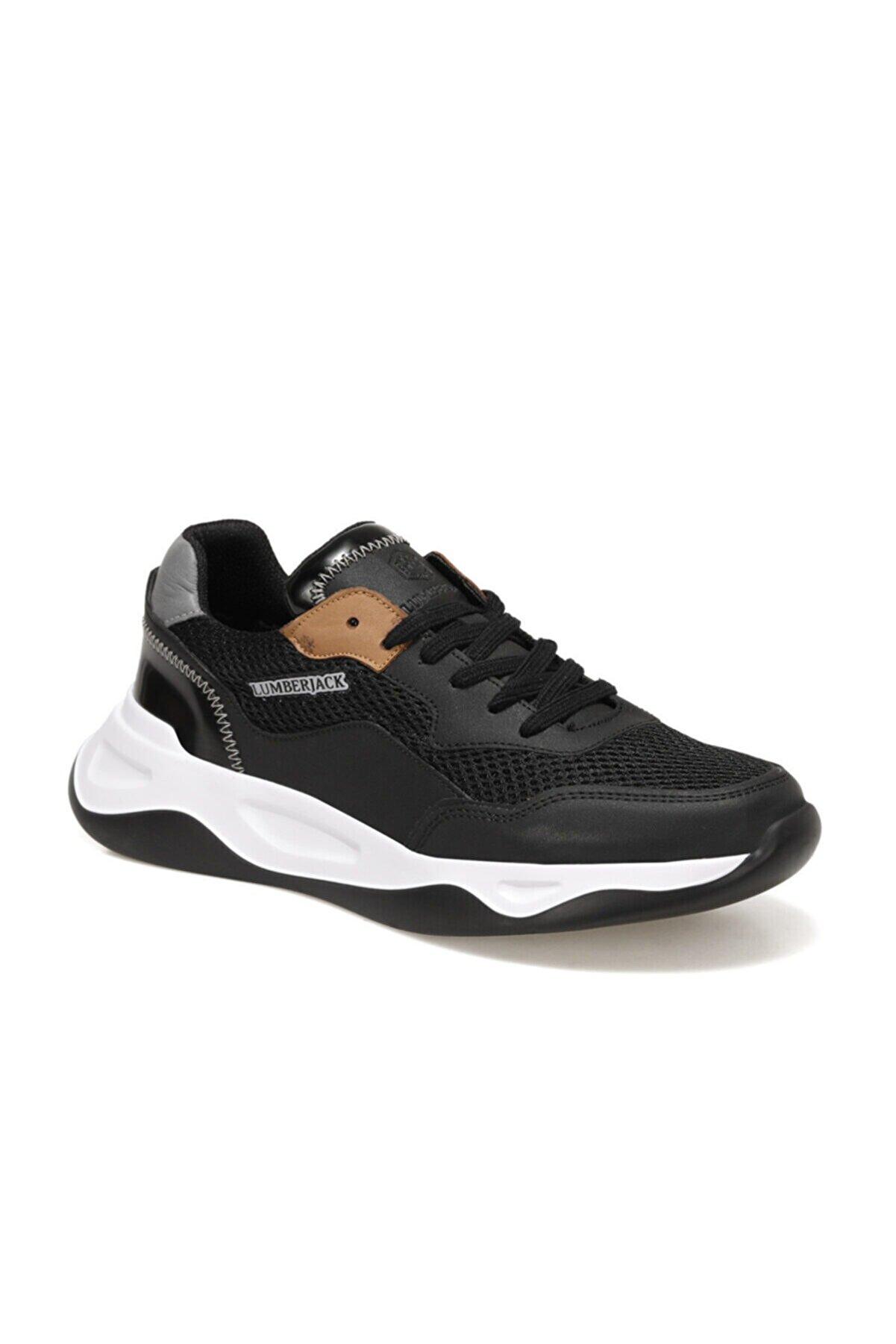 Lumberjack Pıerre 1fx Siyah Erkek Casual Ayakkabı