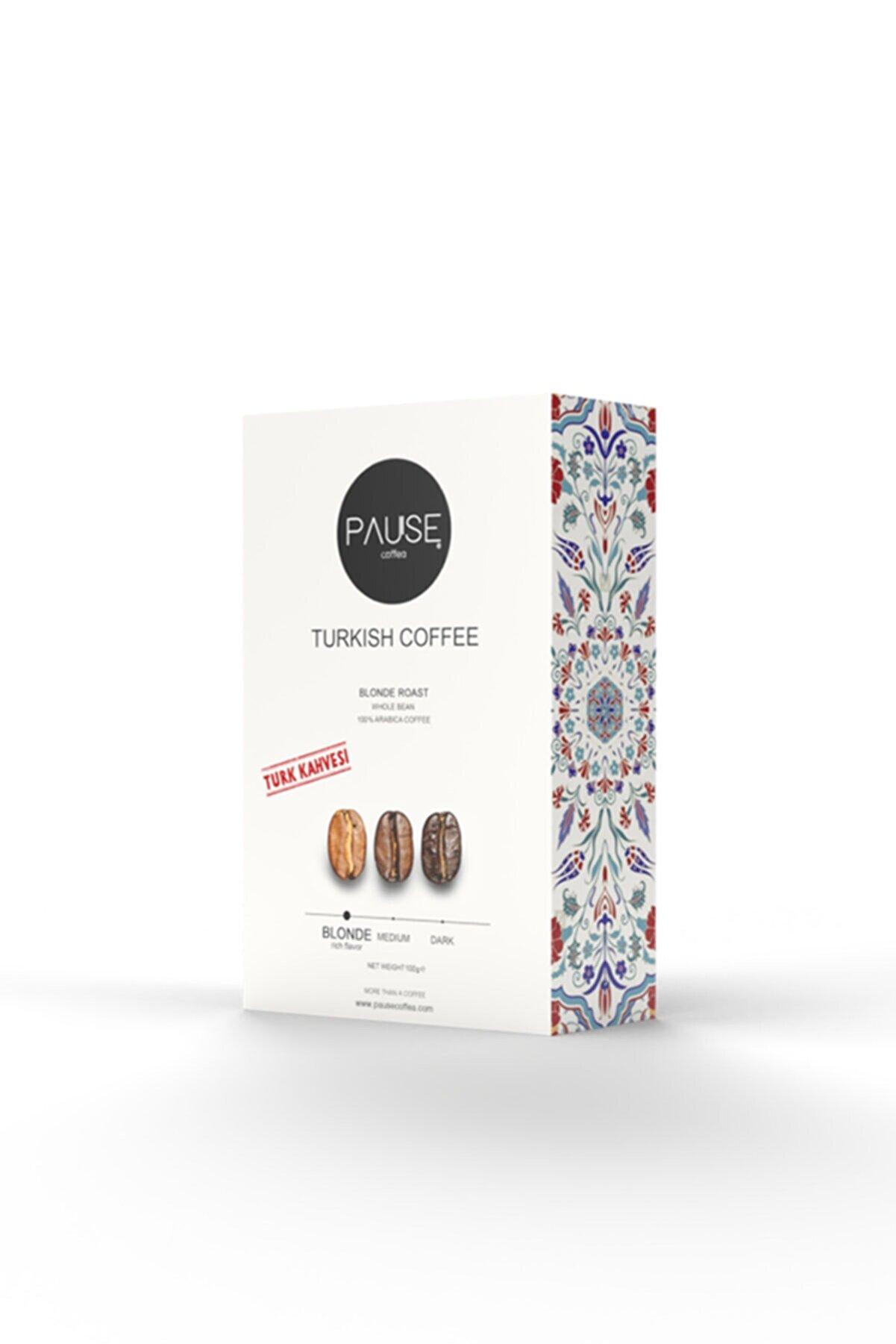 PAUSE COFFEA Türk Kahvesi 100 Gr