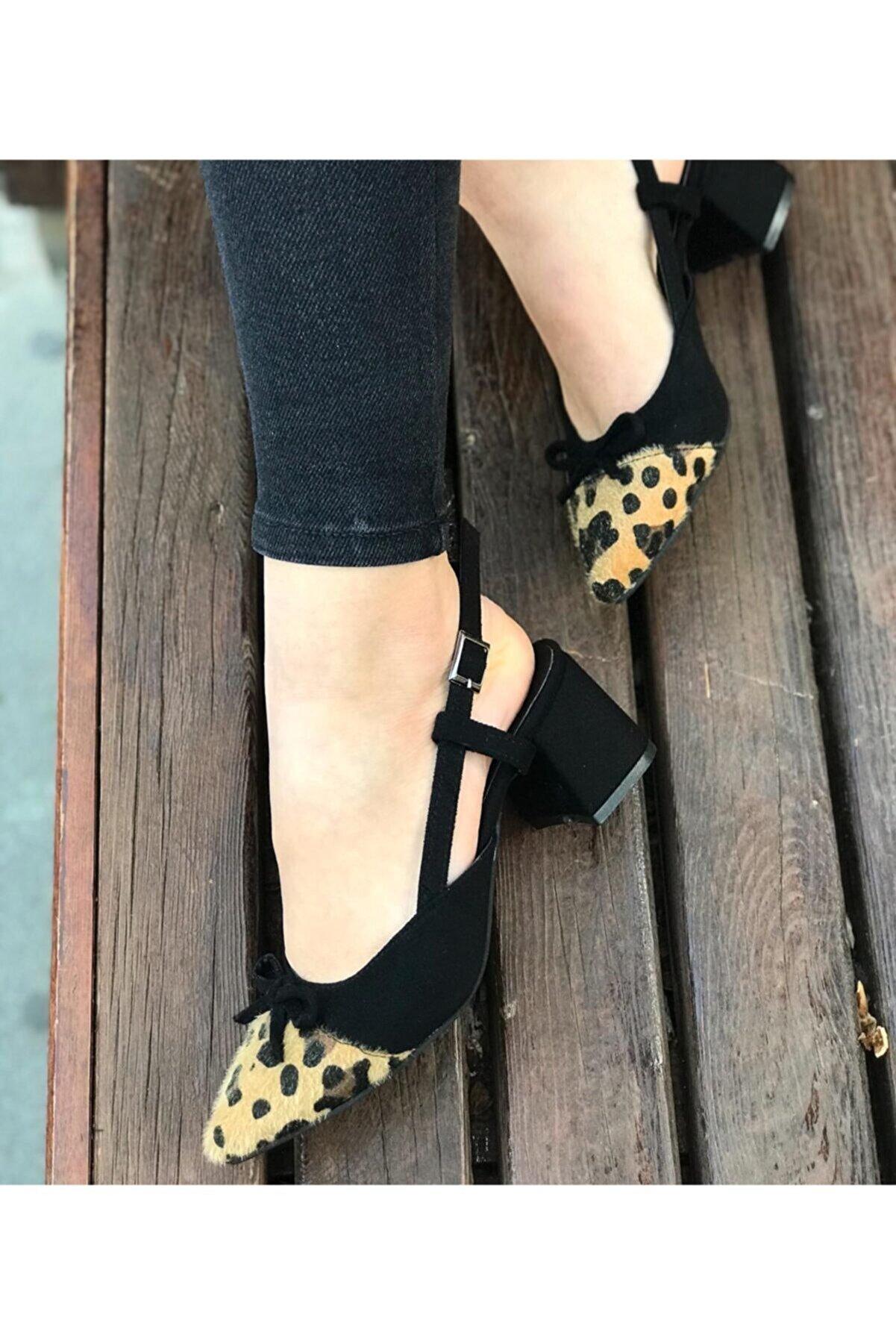 Venardi Kadın Klasik Topuklu Ayakkabı