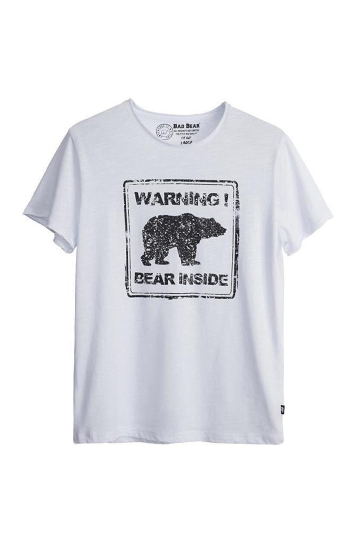 Bad Bear Erkek T-shirt Attentıon Tee