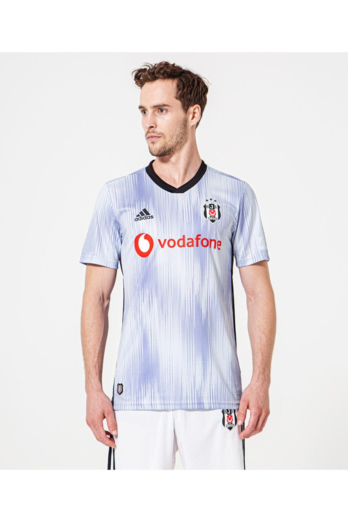 Beşiktaş Erkek Lila Adidas Beşiktaş 3. Forma 19-20
