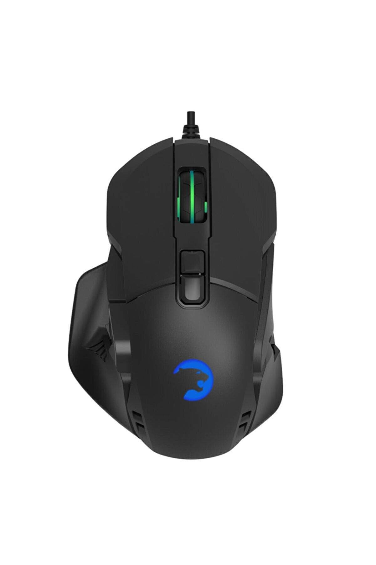 Gamepower Kuzan 12.4000dpı 7 Tuş Rgb Modüler Profesyonel Optik Oyuncu Mouse
