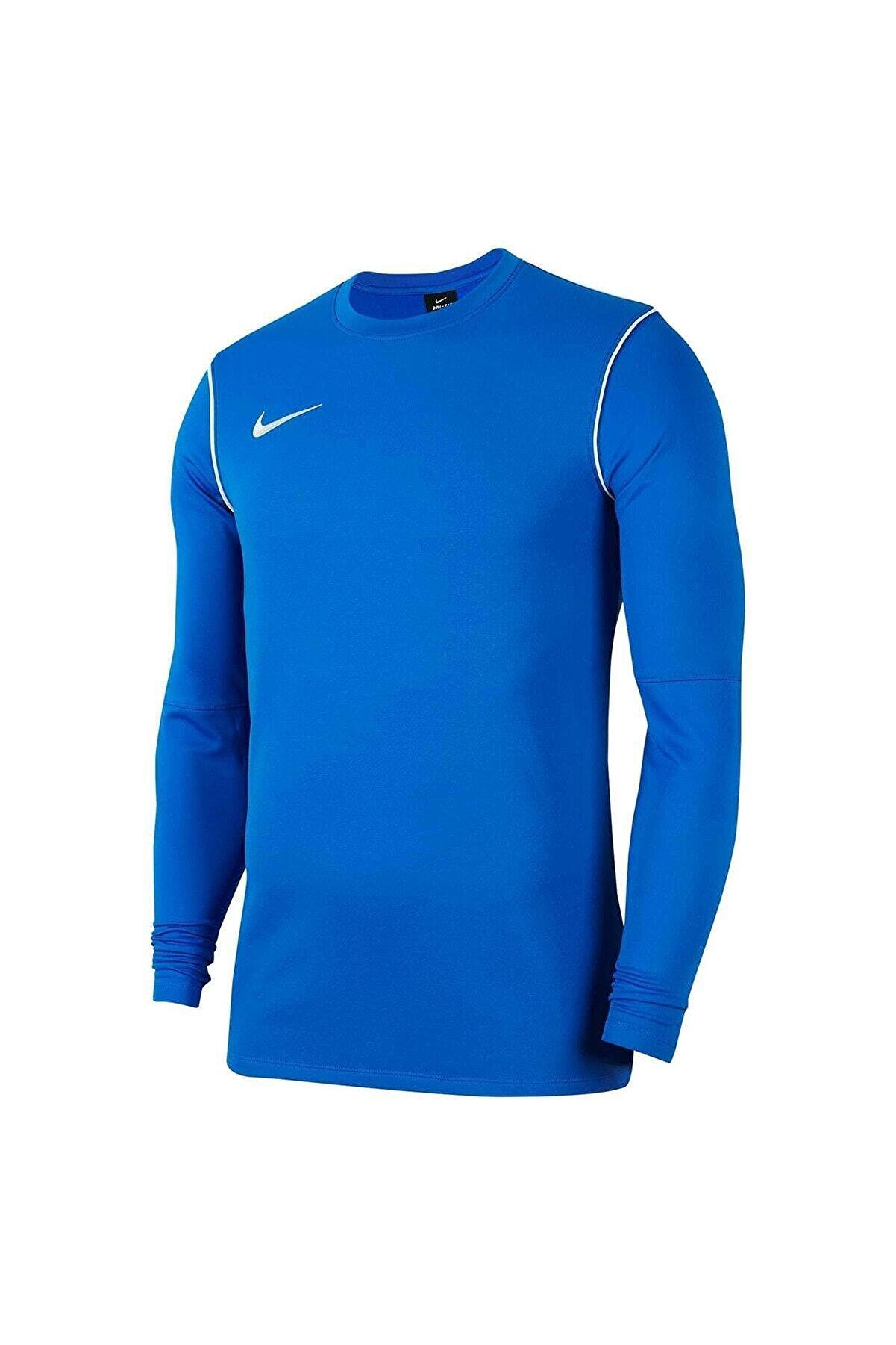 Nike Erkek Spor Sweatshirt - Dry Park20 Crew Top - BV6875-463