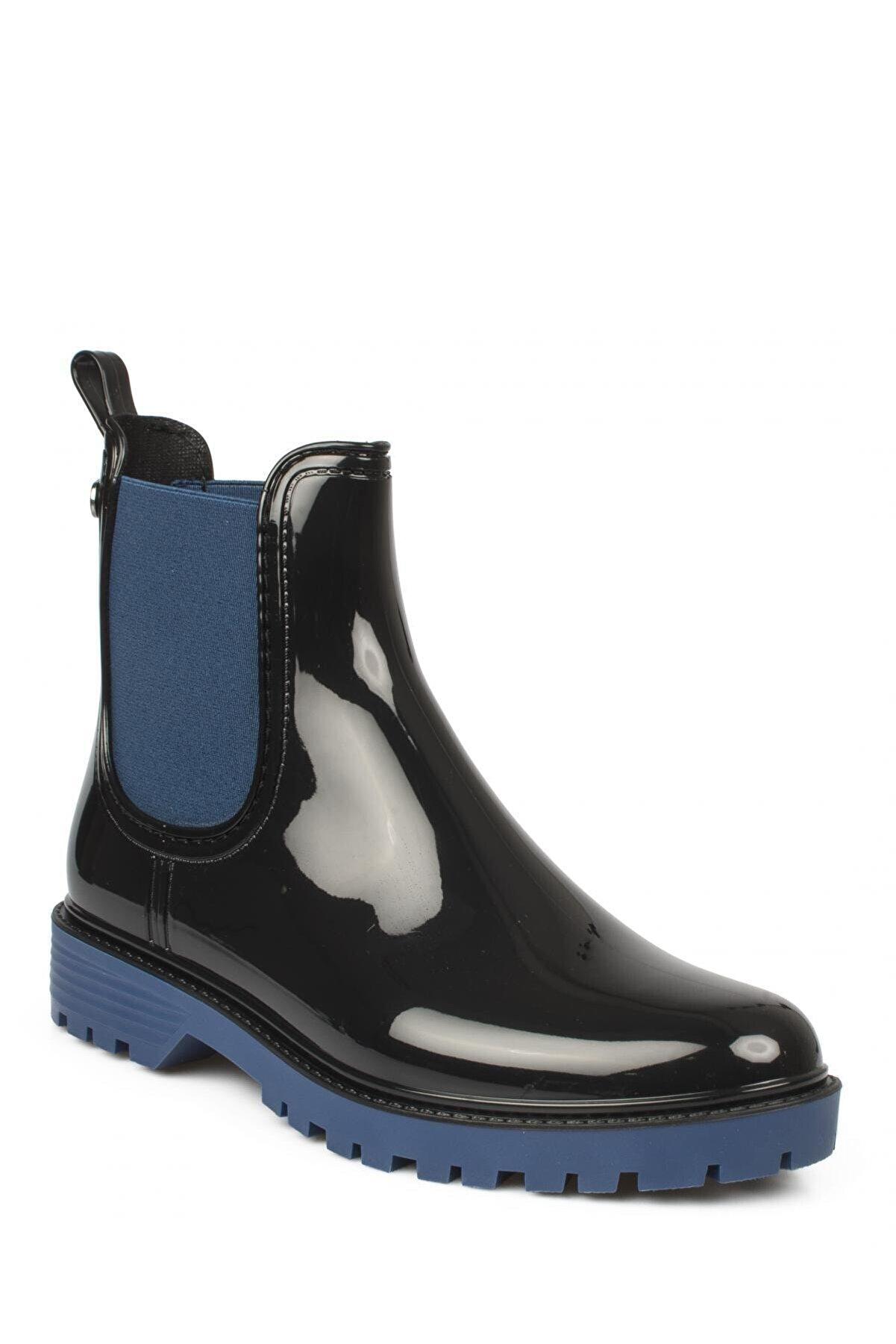 IGOR Kadın Siyah Mavi Ayakkabı W10226-050