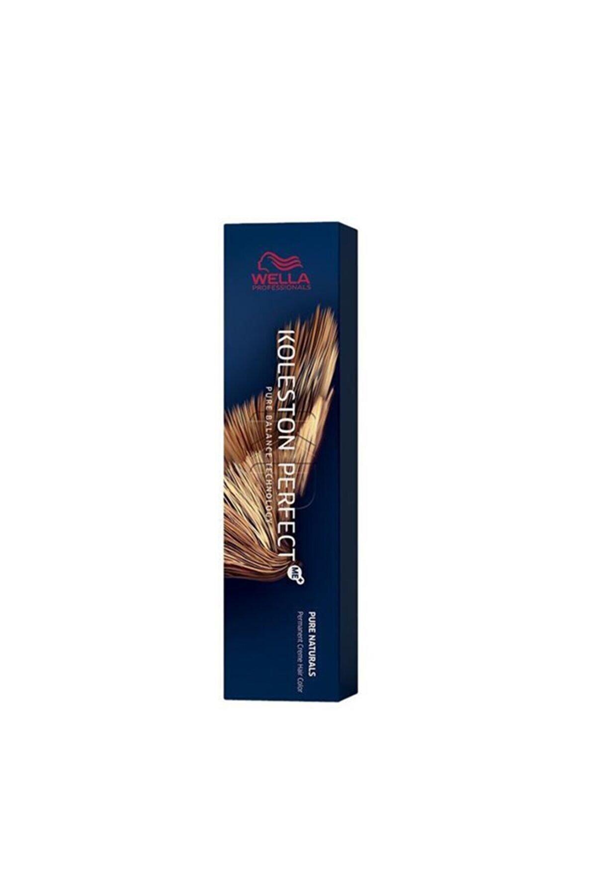 Wella Orta Küllü Kumral Koleston Perfect 7.11 Saç Boyası 4015600182861