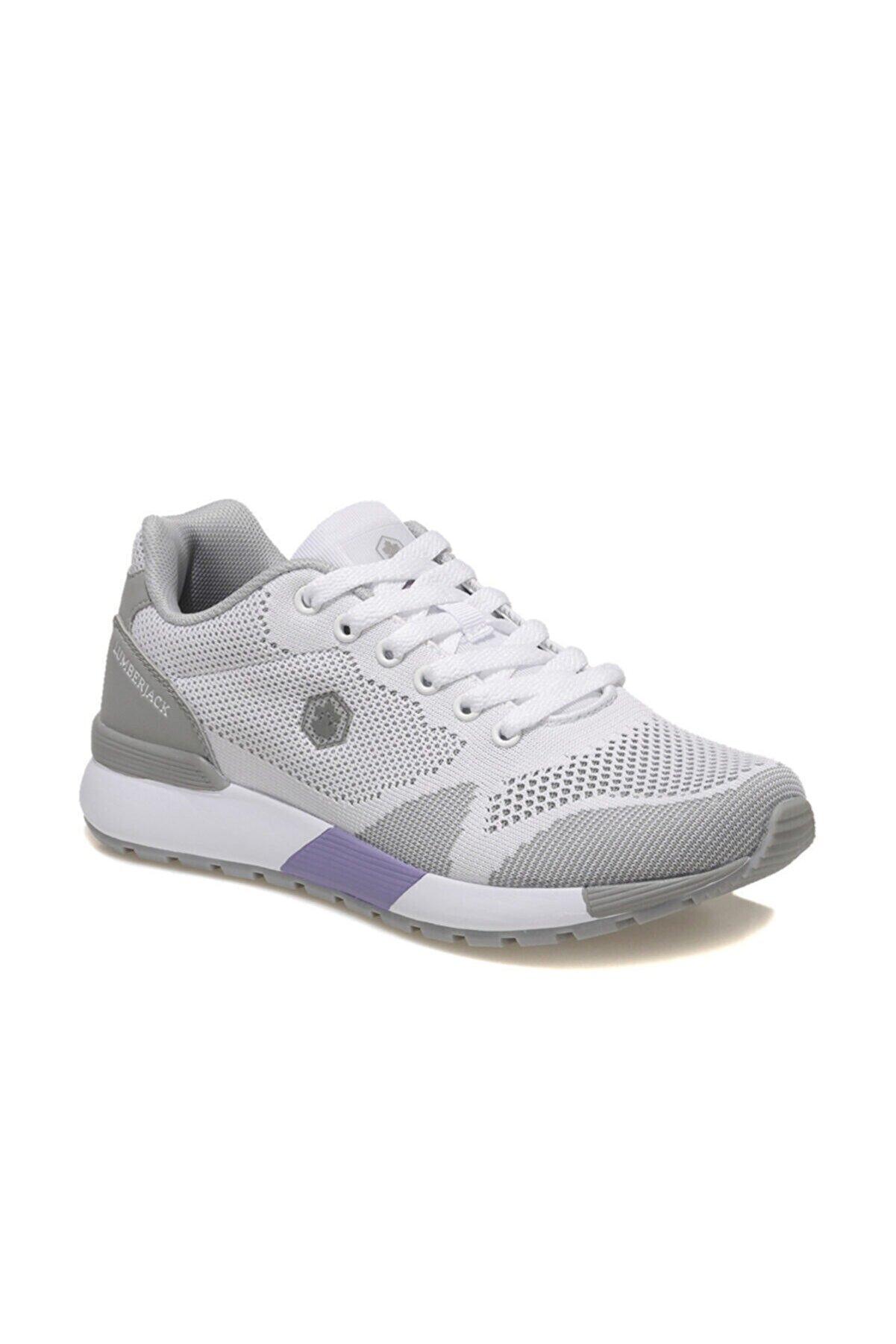 Lumberjack VENDOR WMN 1FX Beyaz Kadın Sneaker Ayakkabı 100787096