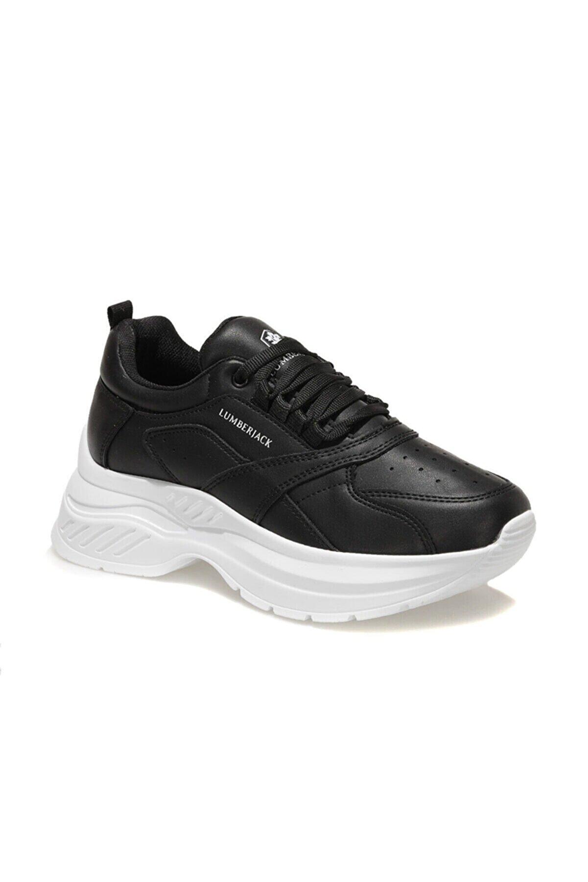 Lumberjack MILENA Siyah Kadın Sneaker Ayakkabı 100663481
