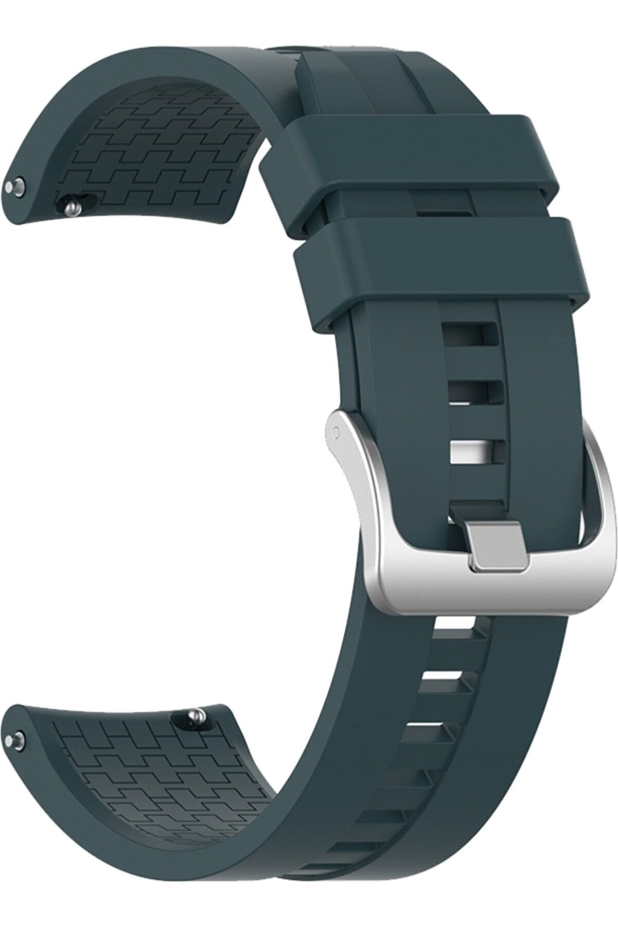 MORTY Huawei Gt - Gt 2 - Honor Magic Watch 2 46mm  Uyumlu Akıllı Saat Silikon Kordon