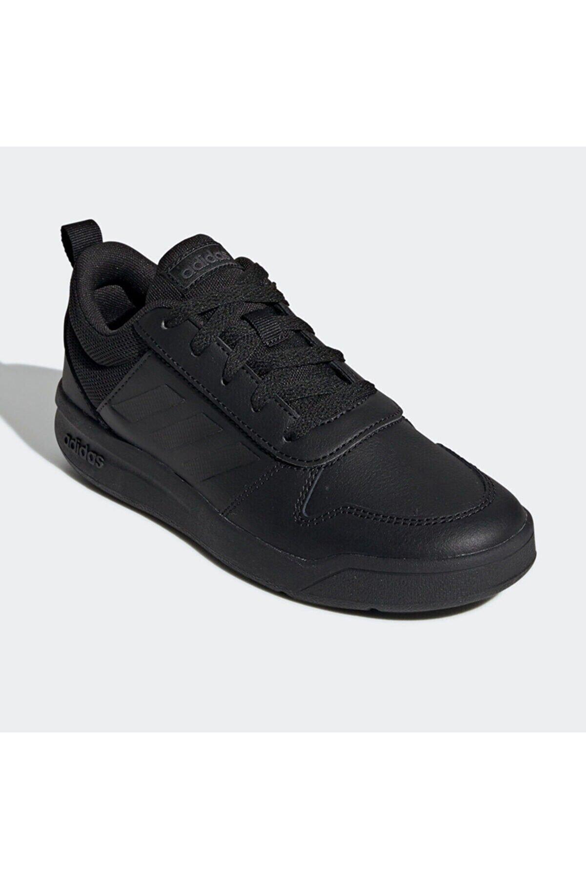 adidas TENSAUR Siyah Kadın Koşu Ayakkabısı 100538922