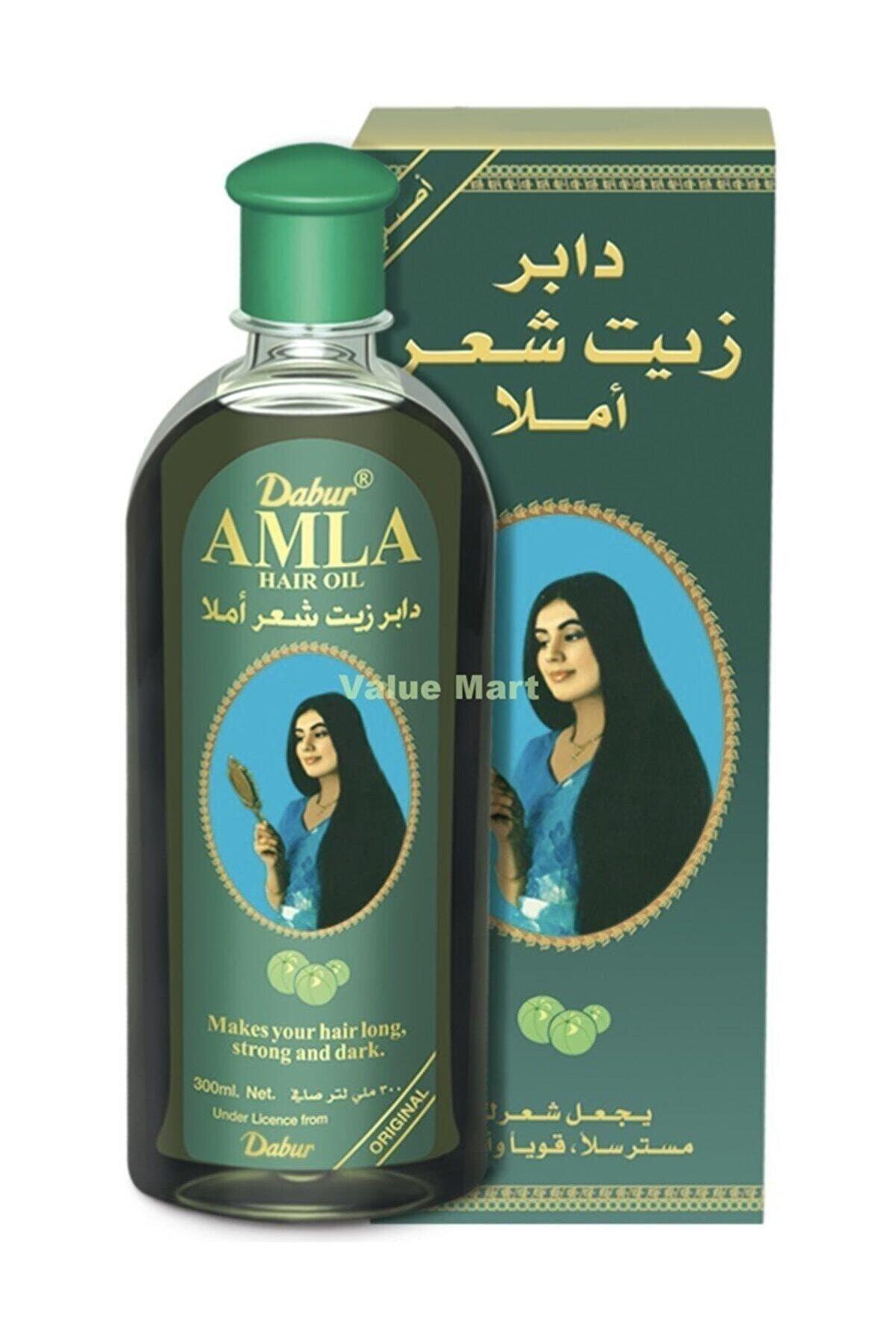 Lusso Cosmetics Dabur Amla Saç Bakım Yağı 200 Ml