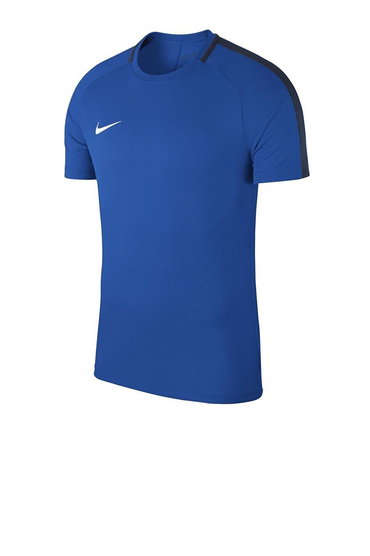Nike Lacivert Çocuk Dry Academy 18 Top Spor Tişört